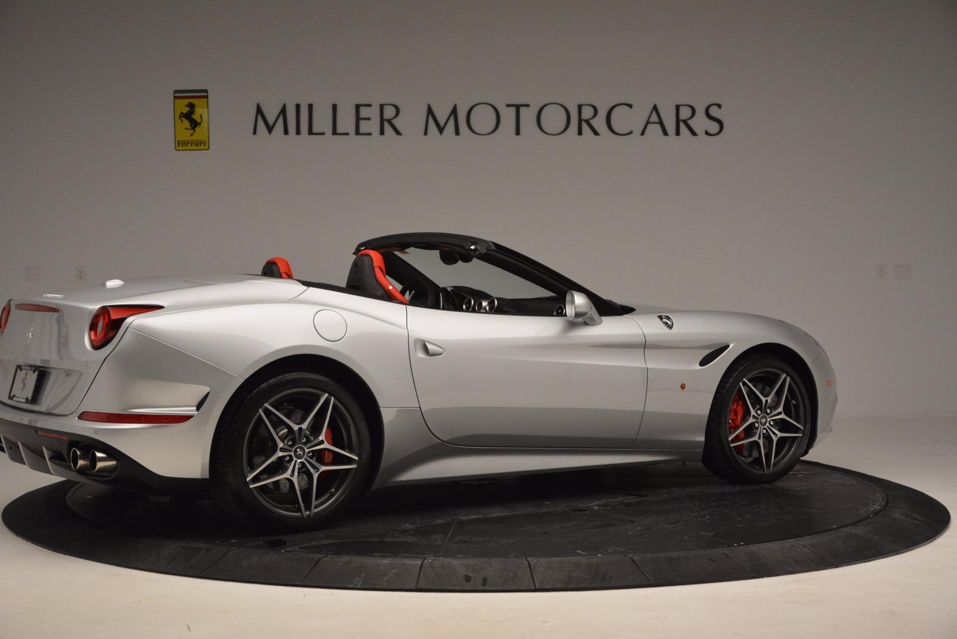 Used 2016 Ferrari California T  For Sale In Westport, CT 841_p17