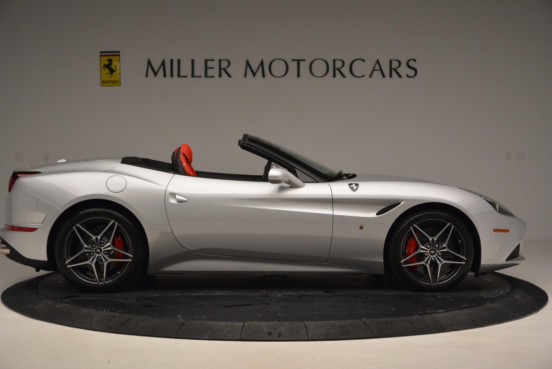 Used 2016 Ferrari California T  For Sale In Westport, CT 841_p18