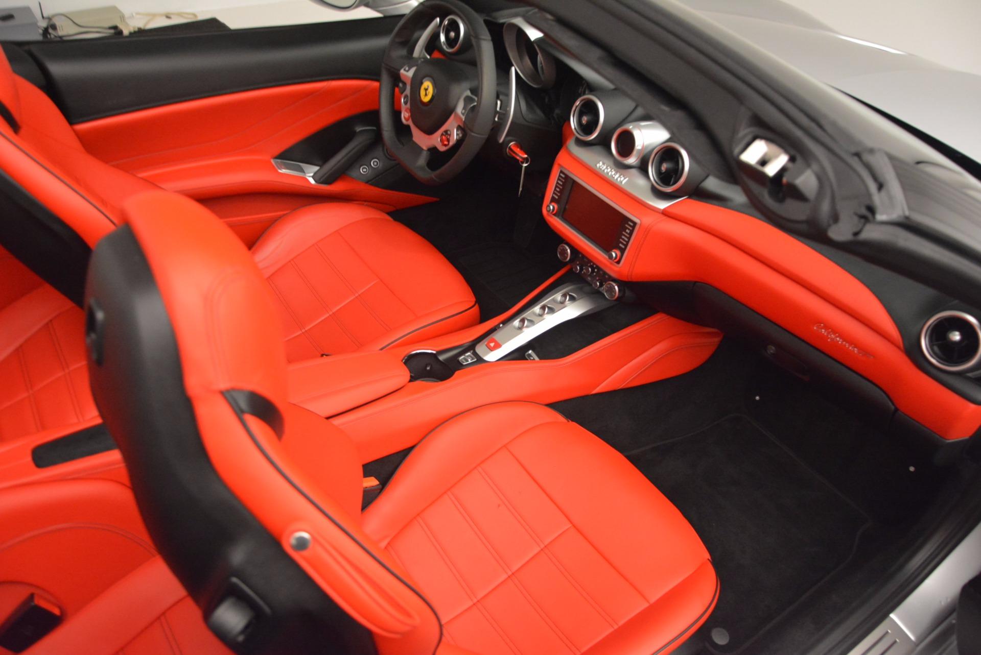 Used 2016 Ferrari California T  For Sale In Westport, CT 841_p24