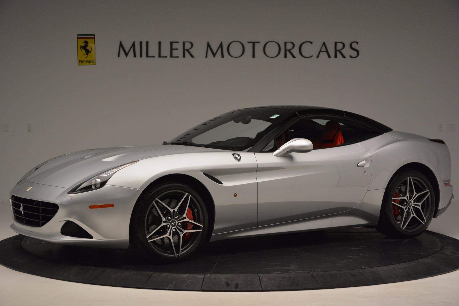 Used 2016 Ferrari California T  For Sale In Westport, CT 841_p2