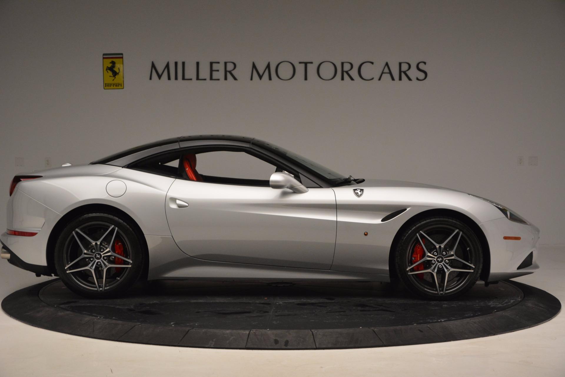 Used 2016 Ferrari California T  For Sale In Westport, CT 841_p7