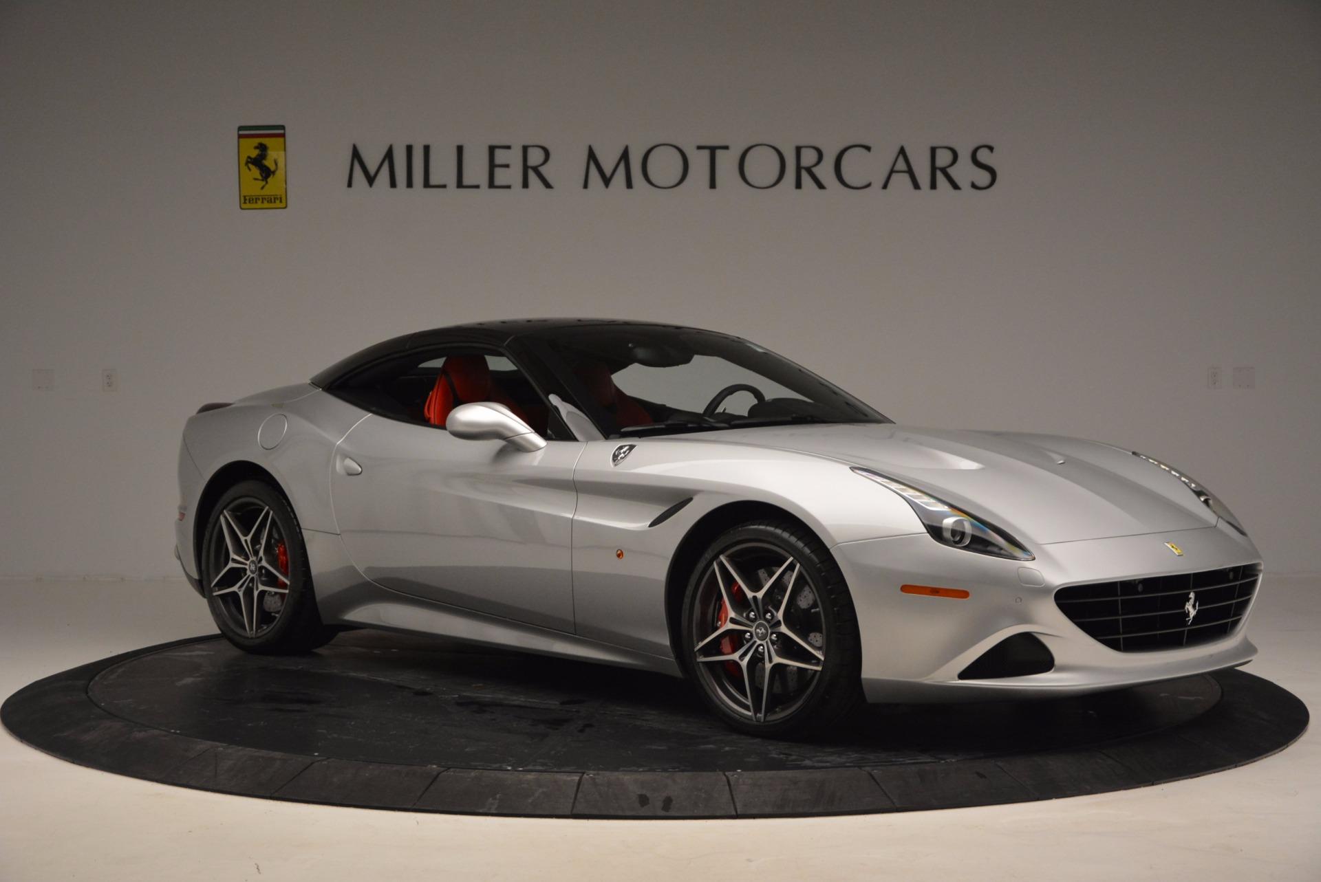 Used 2016 Ferrari California T  For Sale In Westport, CT 841_p8