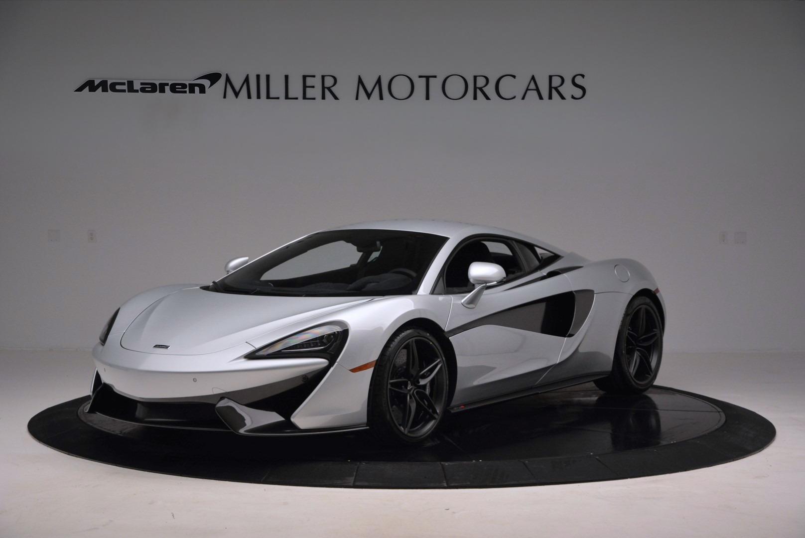 Used 2017 McLaren 570S  For Sale In Westport, CT 842_main