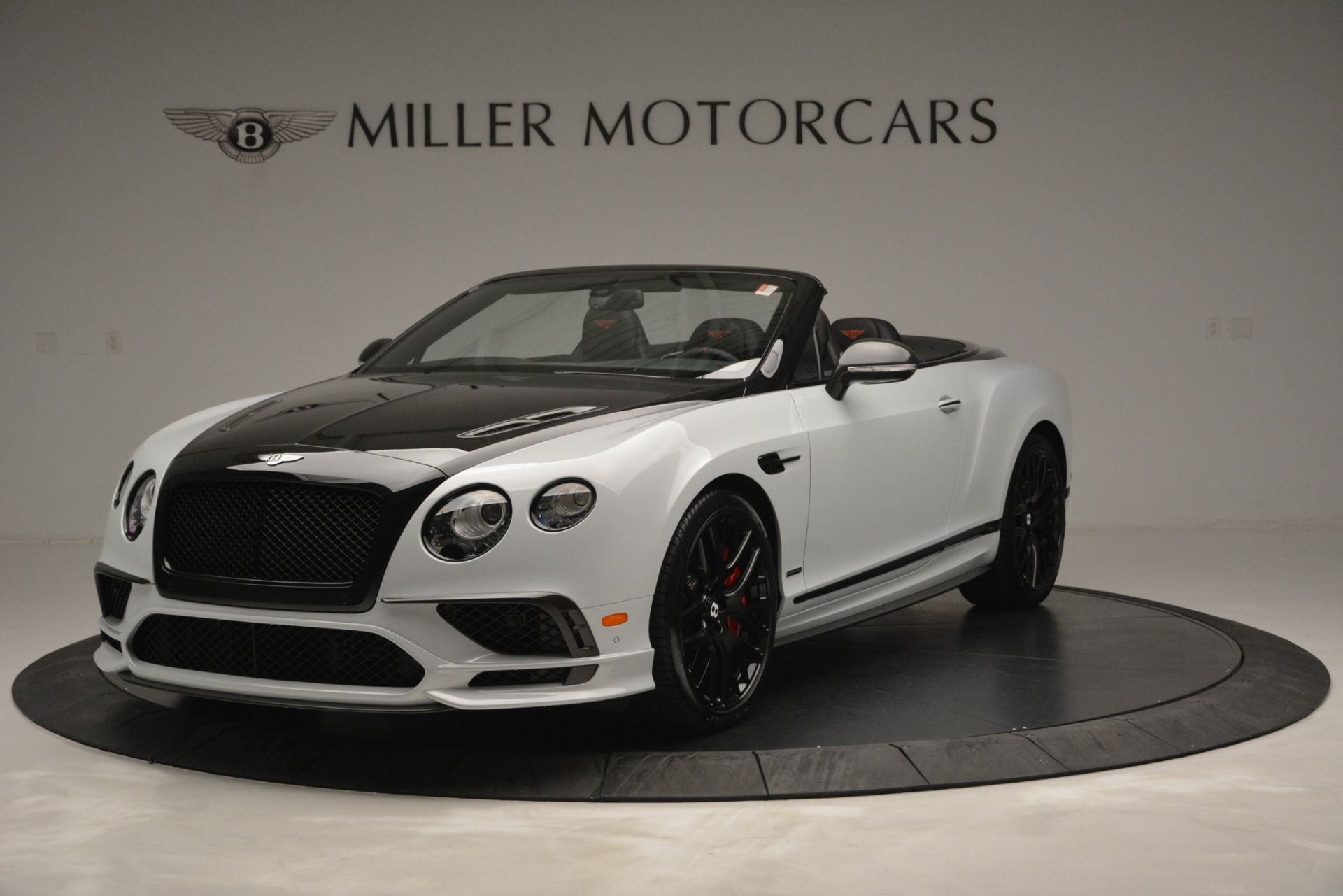 2018 Bentley Continental GT Supersports Convertible Lease