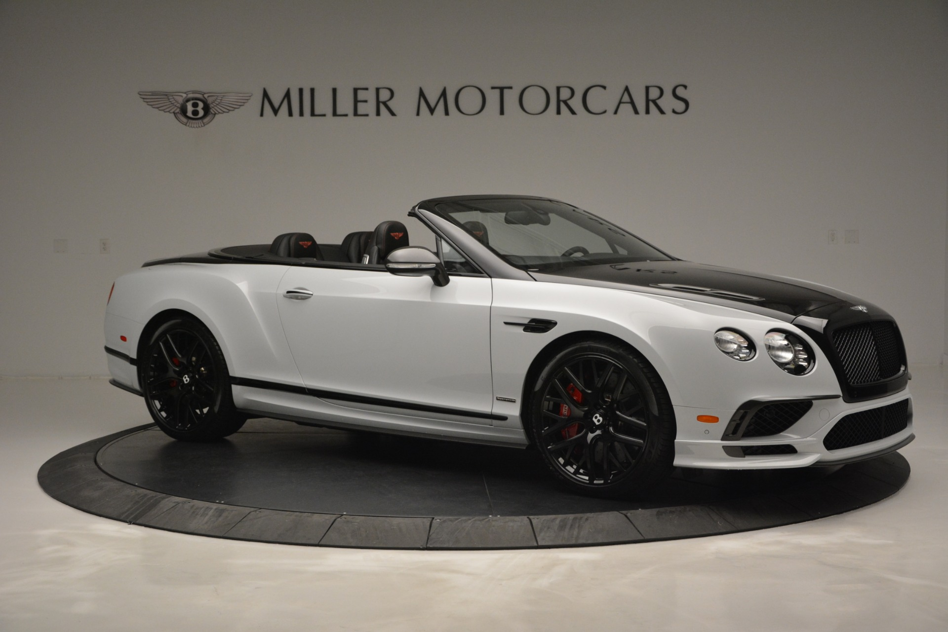 New 2018 Bentley Continental GT Supersports Convertible For Sale In Westport, CT 843_p10