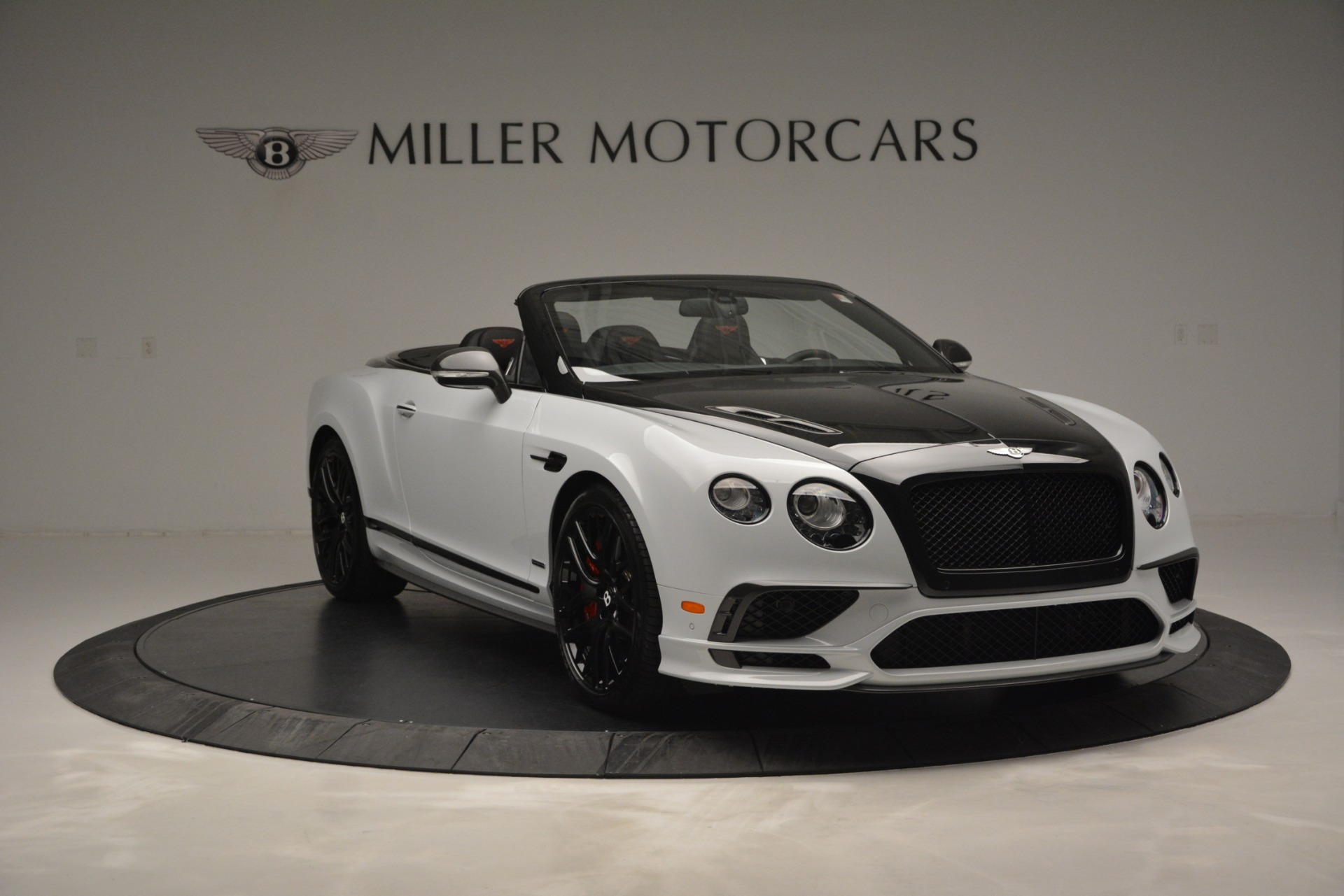 New 2018 Bentley Continental GT Supersports Convertible For Sale In Westport, CT 843_p11