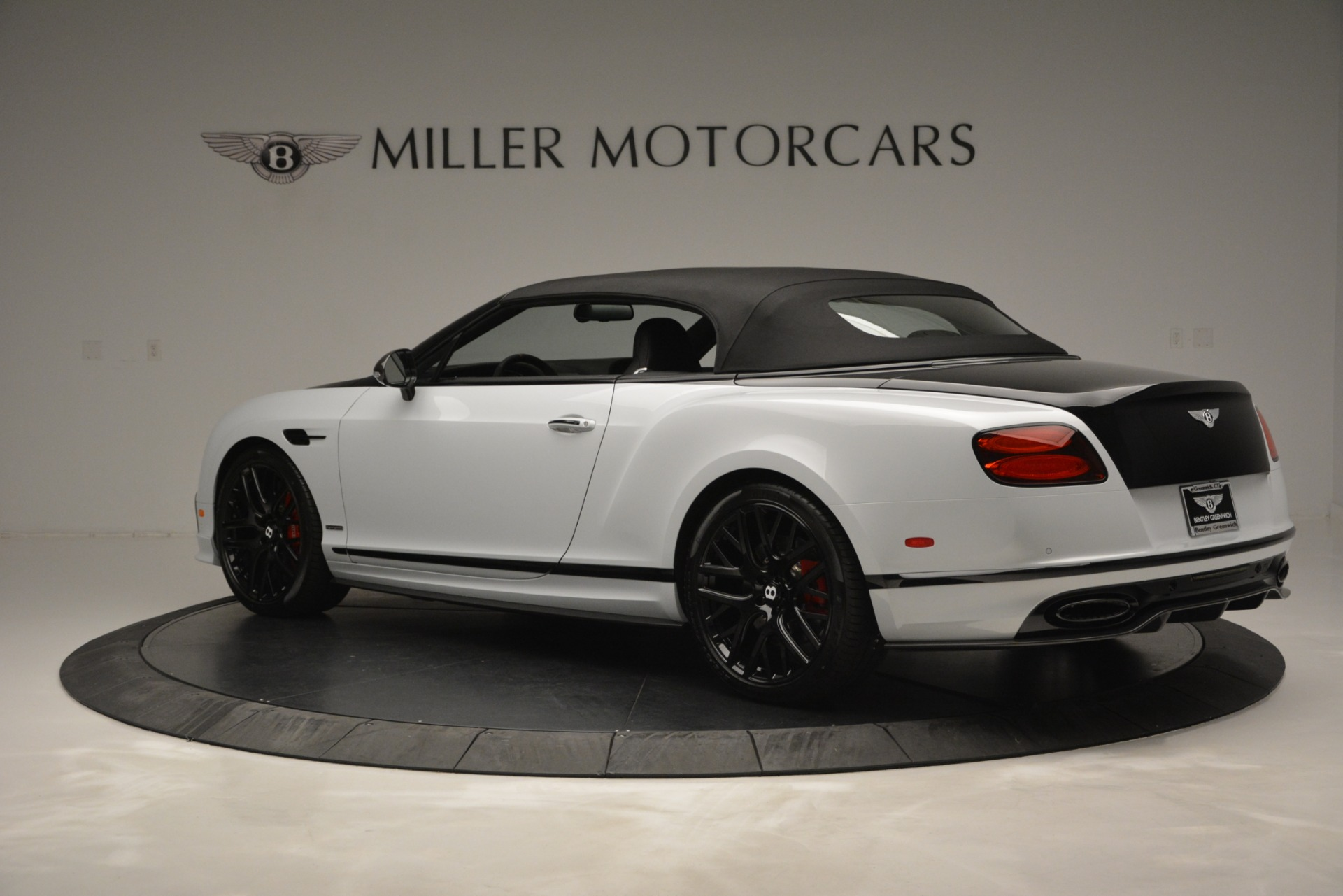 New 2018 Bentley Continental GT Supersports Convertible For Sale In Westport, CT 843_p14