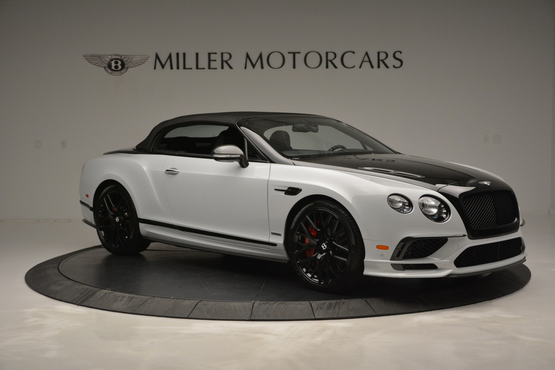 New 2018 Bentley Continental GT Supersports Convertible For Sale In Westport, CT 843_p16