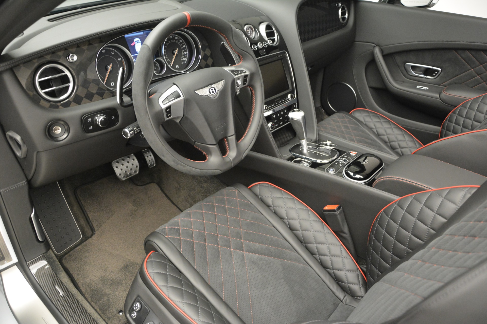 New 2018 Bentley Continental GT Supersports Convertible For Sale In Westport, CT 843_p21