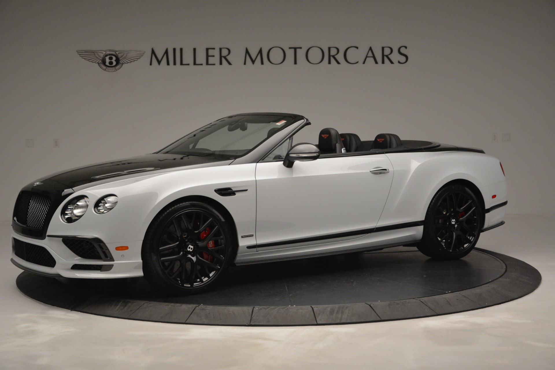 New 2018 Bentley Continental GT Supersports Convertible For Sale In Westport, CT 843_p2