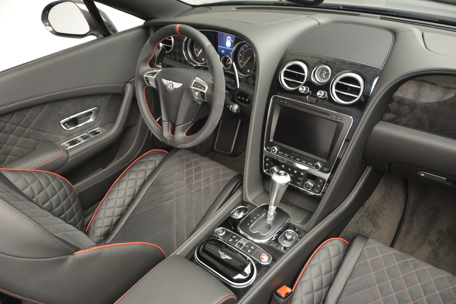 New 2018 Bentley Continental GT Supersports Convertible For Sale In Westport, CT 843_p30