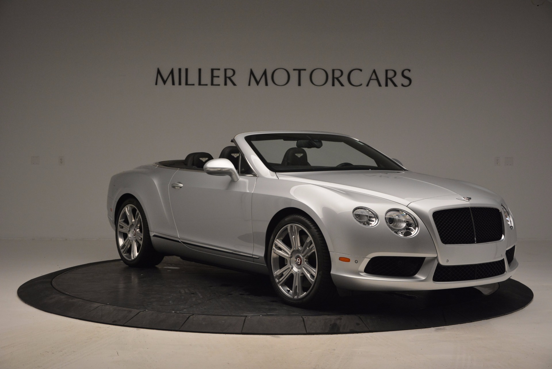 Used 2013 Bentley Continental GT V8 For Sale In Westport, CT 844_p11
