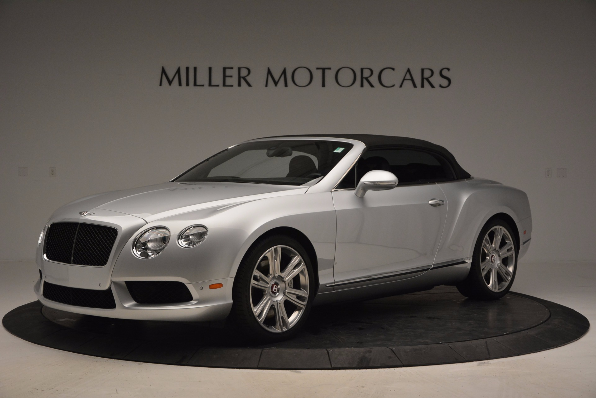 Used 2013 Bentley Continental GT V8 For Sale In Westport, CT 844_p14