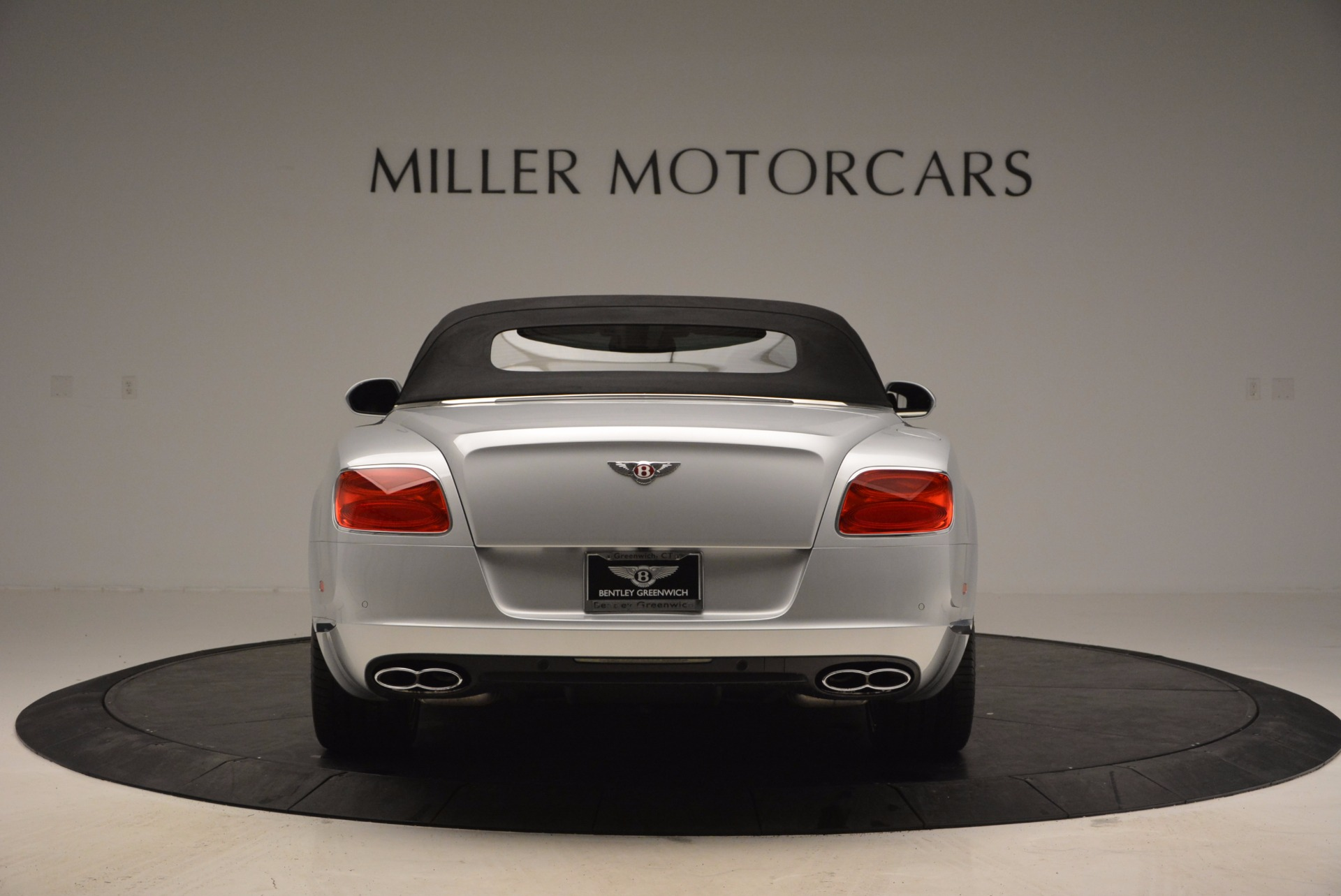 Used 2013 Bentley Continental GT V8 For Sale In Westport, CT 844_p18