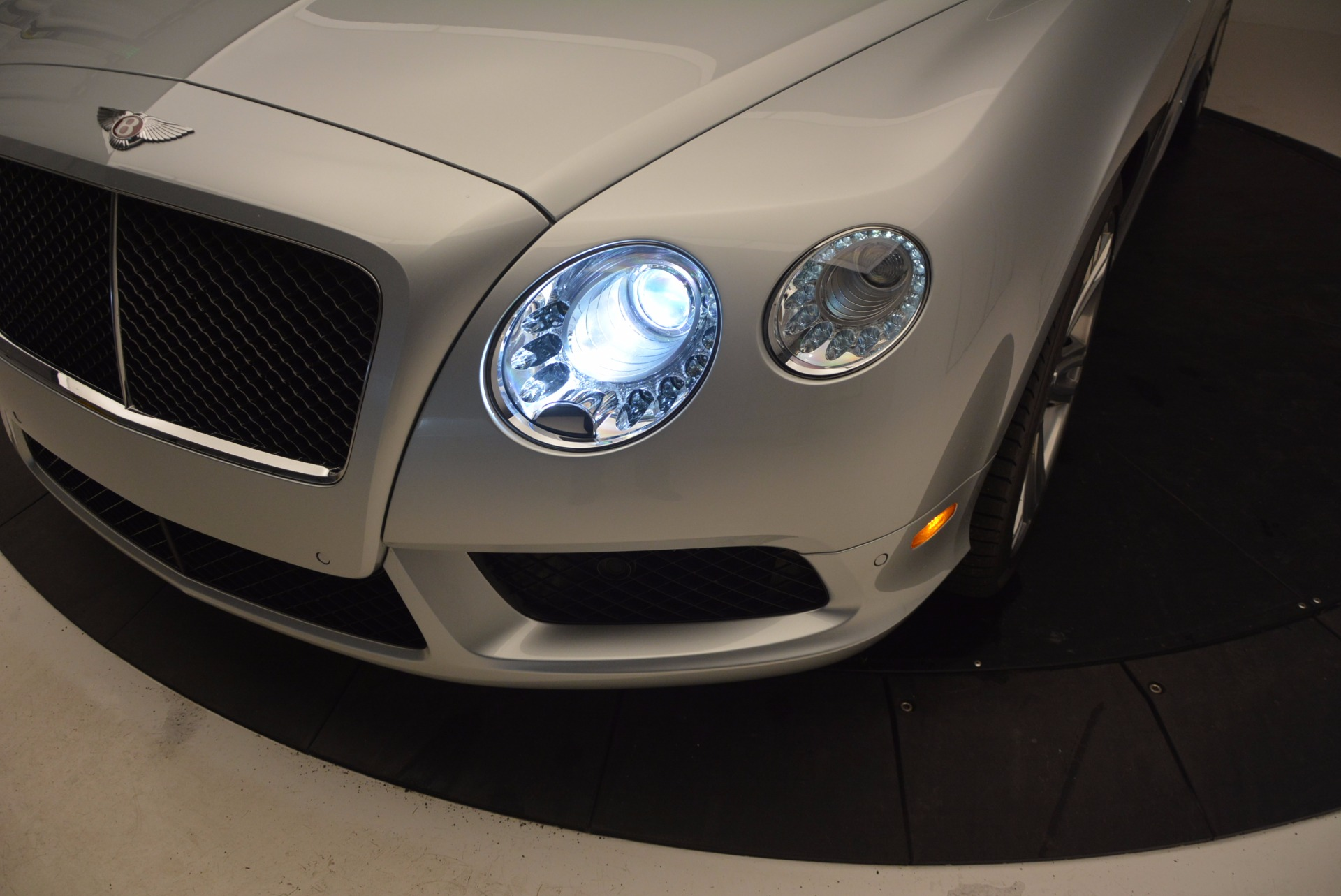Used 2013 Bentley Continental GT V8 For Sale In Westport, CT 844_p29