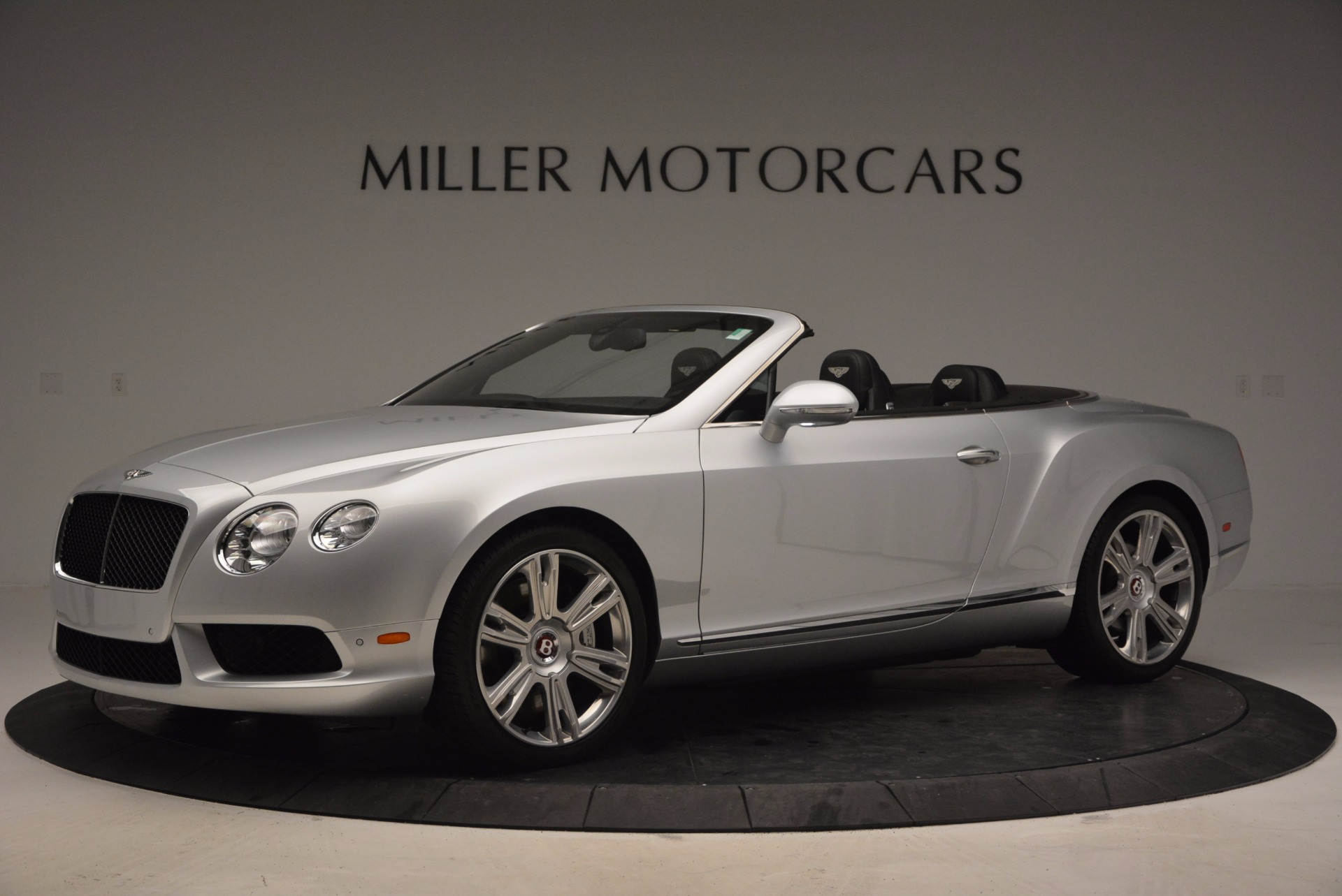 Used 2013 Bentley Continental GT V8 For Sale In Westport, CT 844_p2