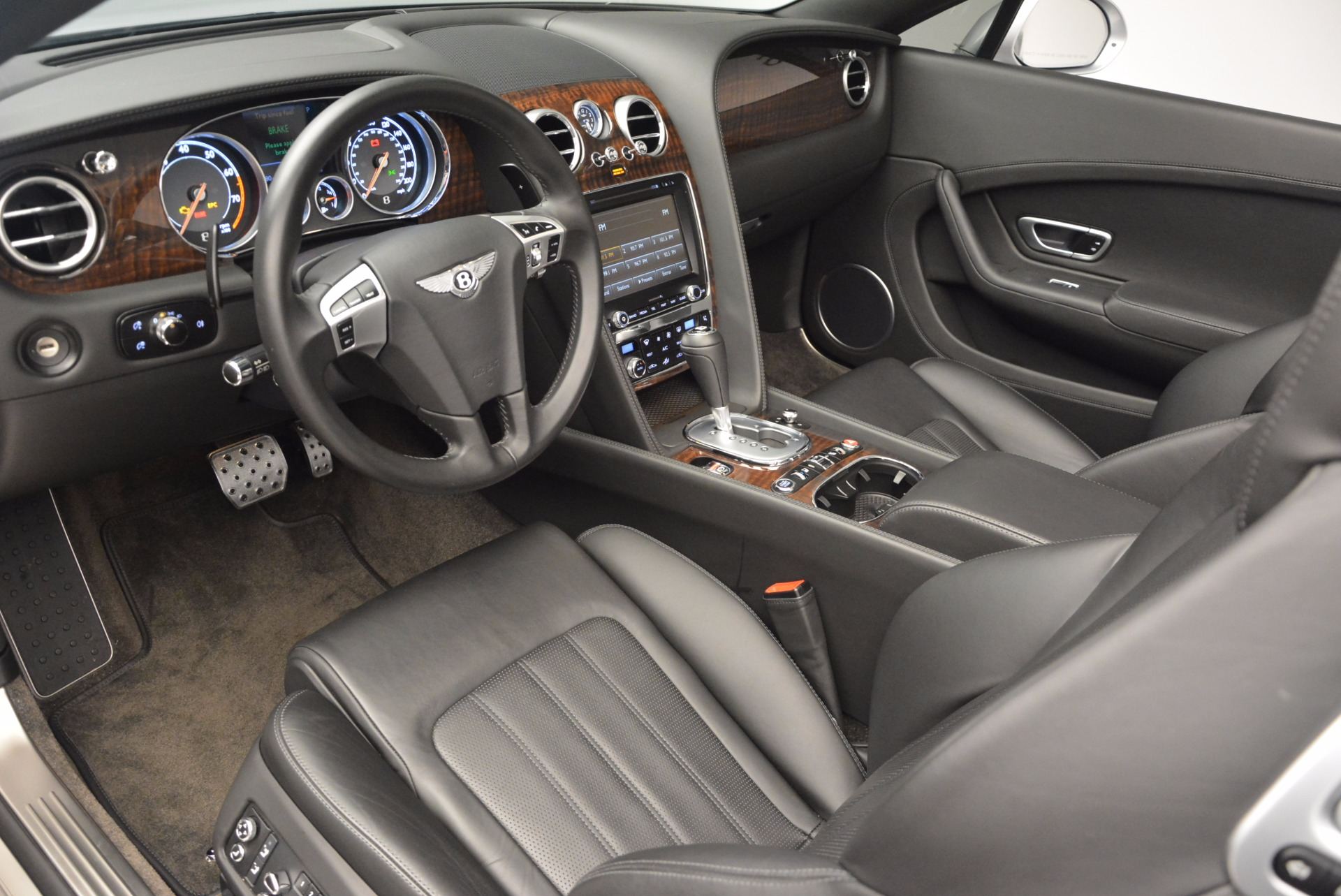 Used 2013 Bentley Continental GT V8 For Sale In Westport, CT 844_p37