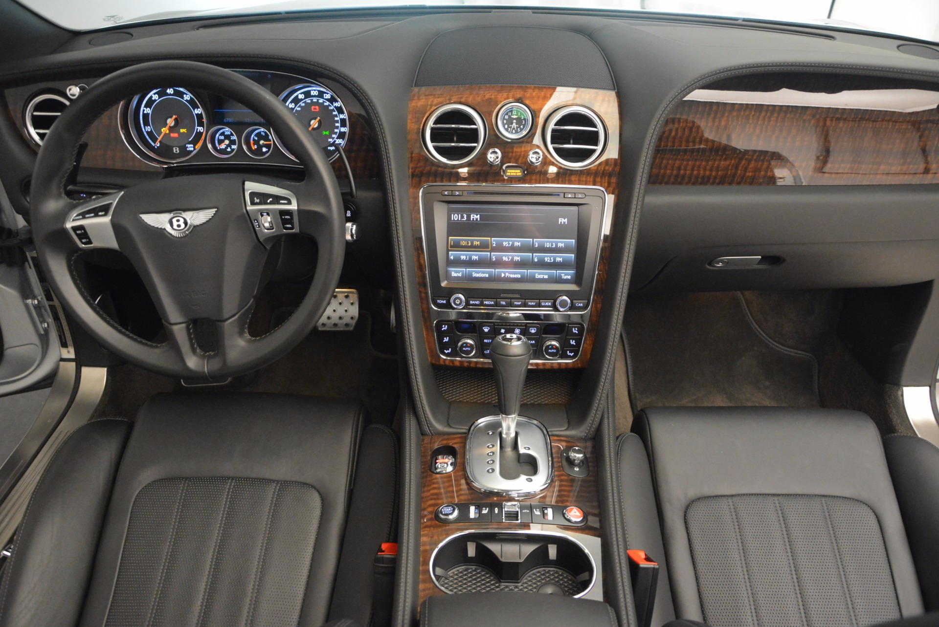 Used 2013 Bentley Continental GT V8 For Sale In Westport, CT 844_p52
