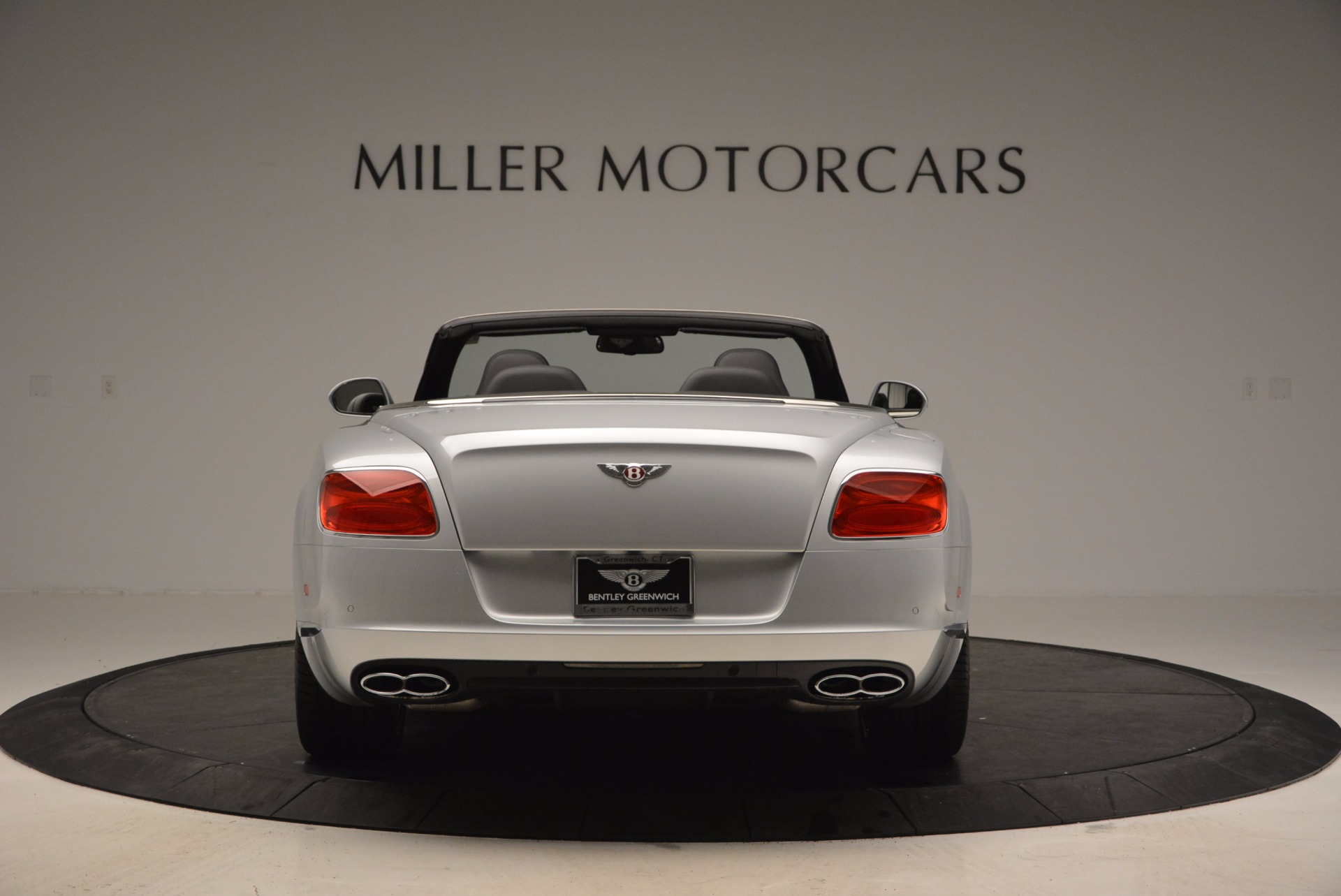 Used 2013 Bentley Continental GT V8 For Sale In Westport, CT 844_p6