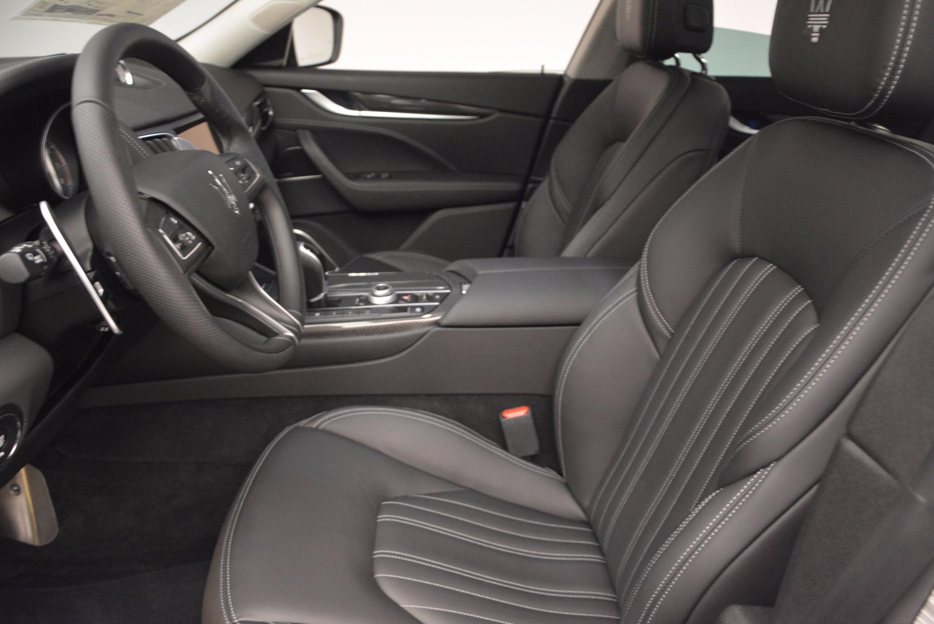 New 2017 Maserati Levante S Q4 For Sale In Westport, CT 847_p15