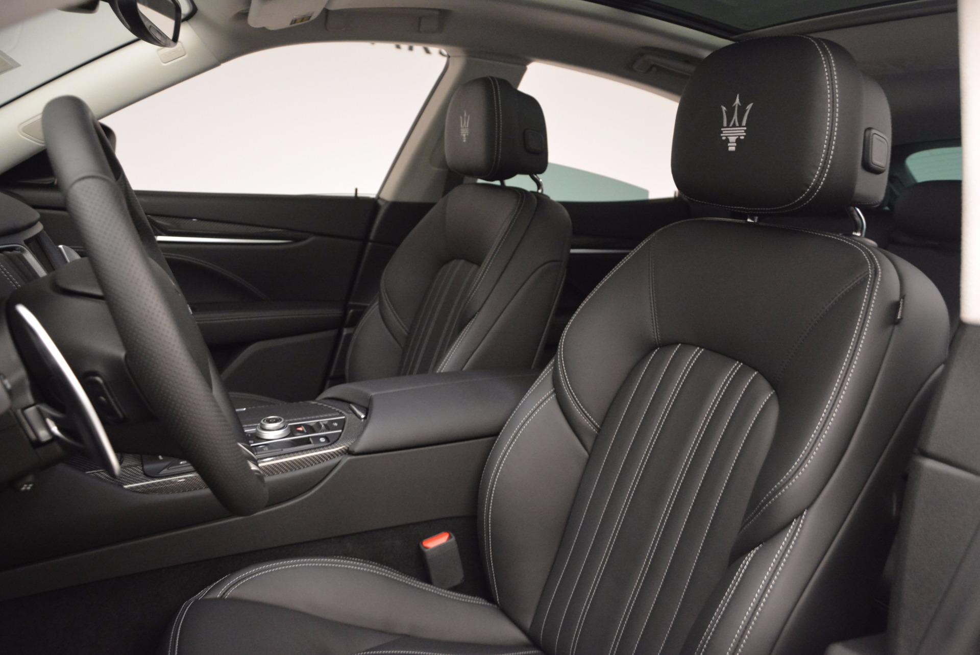 New 2017 Maserati Levante S Q4 For Sale In Westport, CT 847_p16