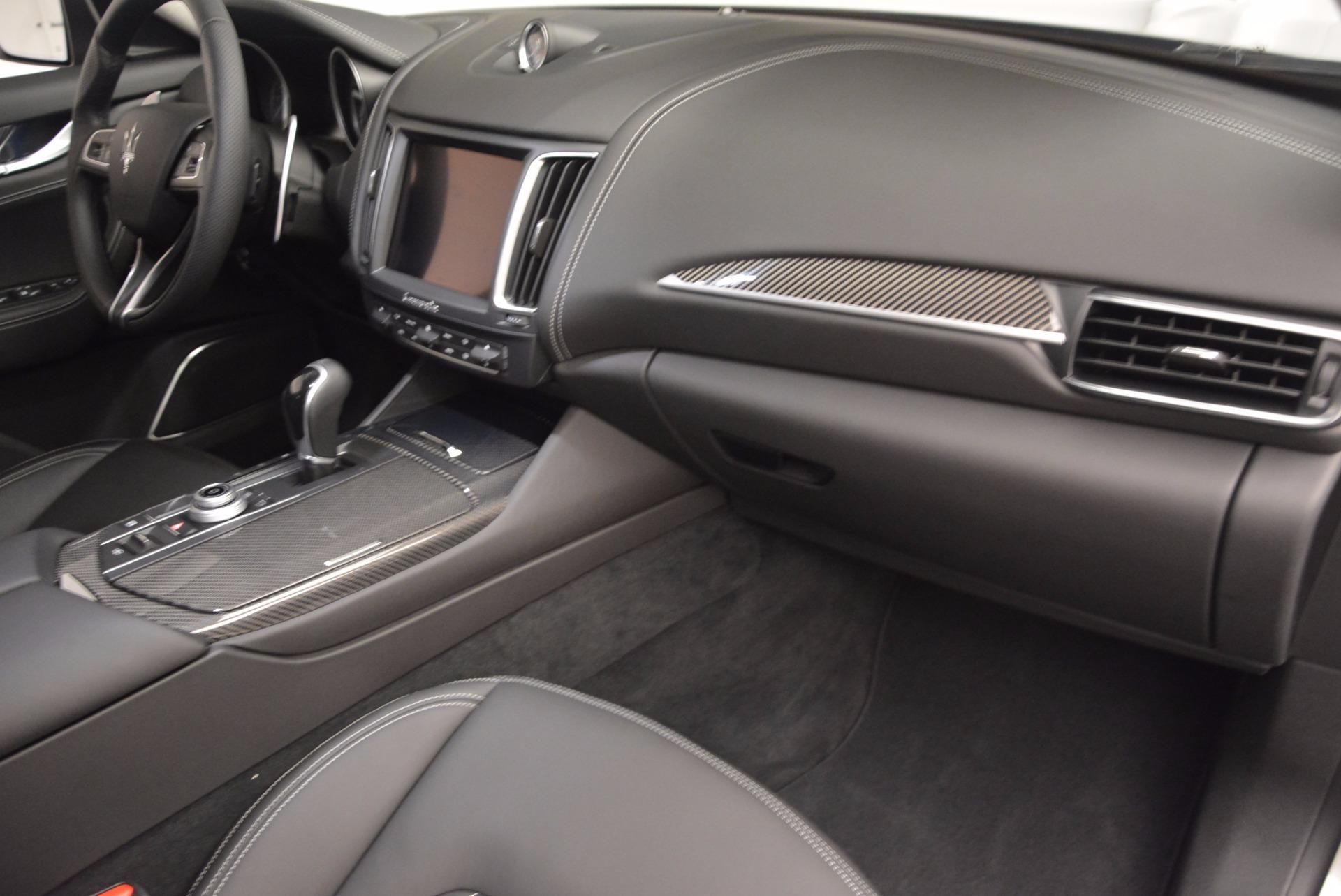 New 2017 Maserati Levante S Q4 For Sale In Westport, CT 847_p18