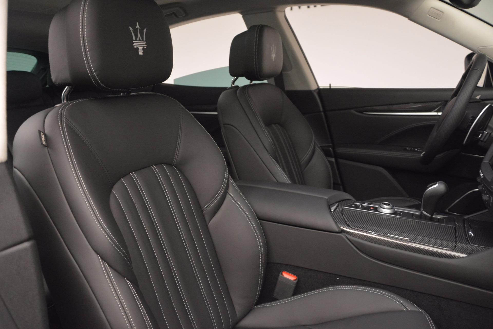 New 2017 Maserati Levante S Q4 For Sale In Westport, CT 847_p22
