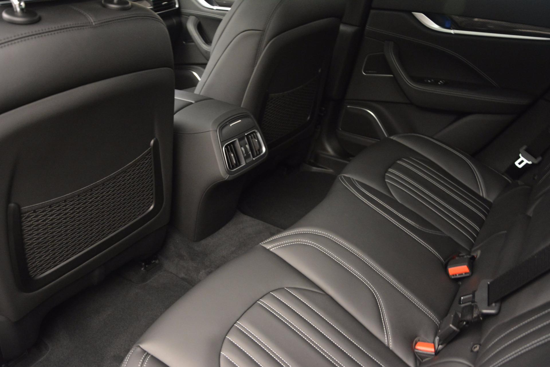 New 2017 Maserati Levante S Q4 For Sale In Westport, CT 847_p24