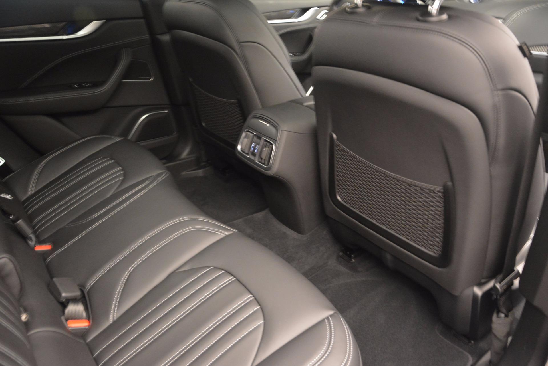 New 2017 Maserati Levante S Q4 For Sale In Westport, CT 847_p27