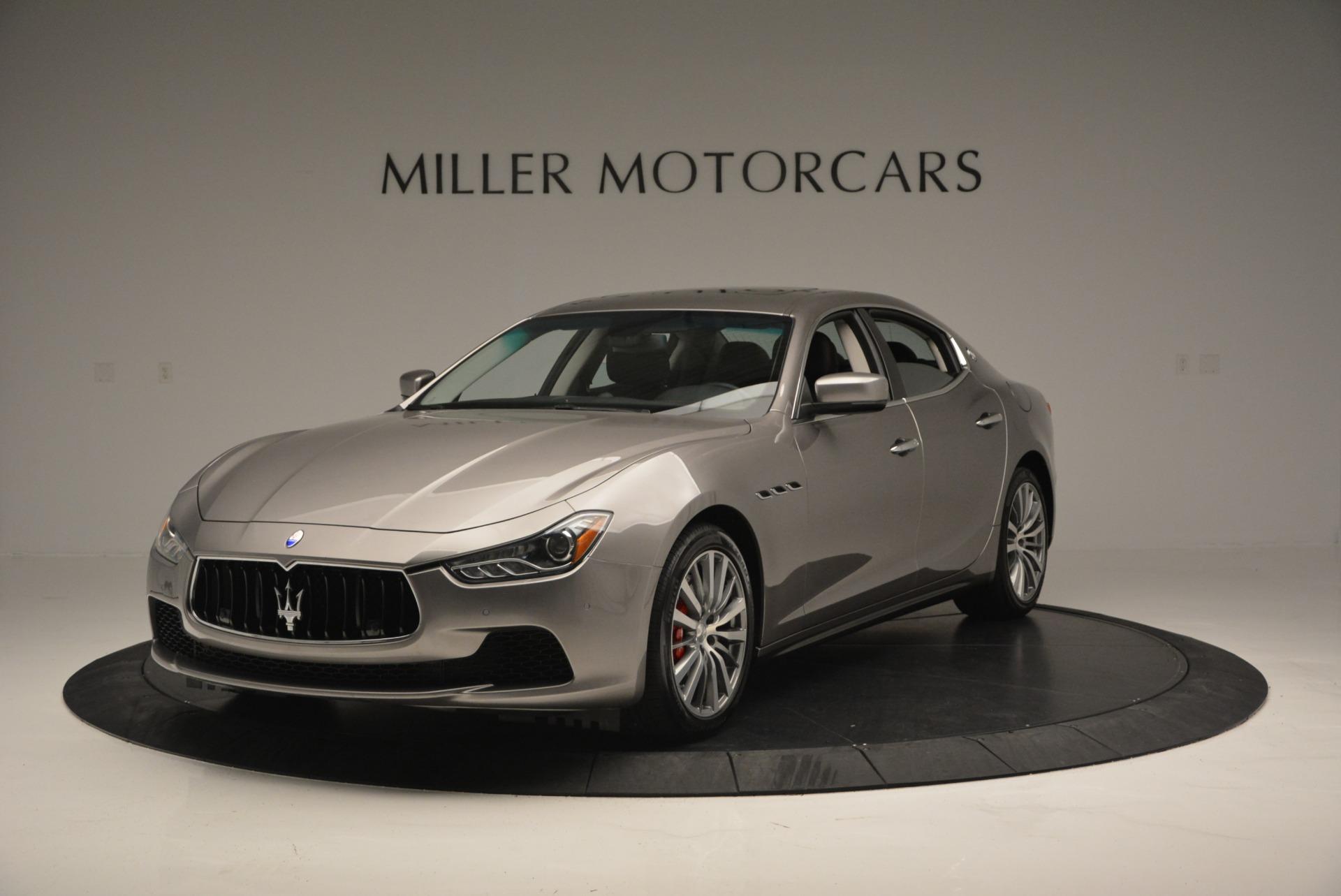 New 2017 Maserati Ghibli S Q4 For Sale In Westport, CT 848_main
