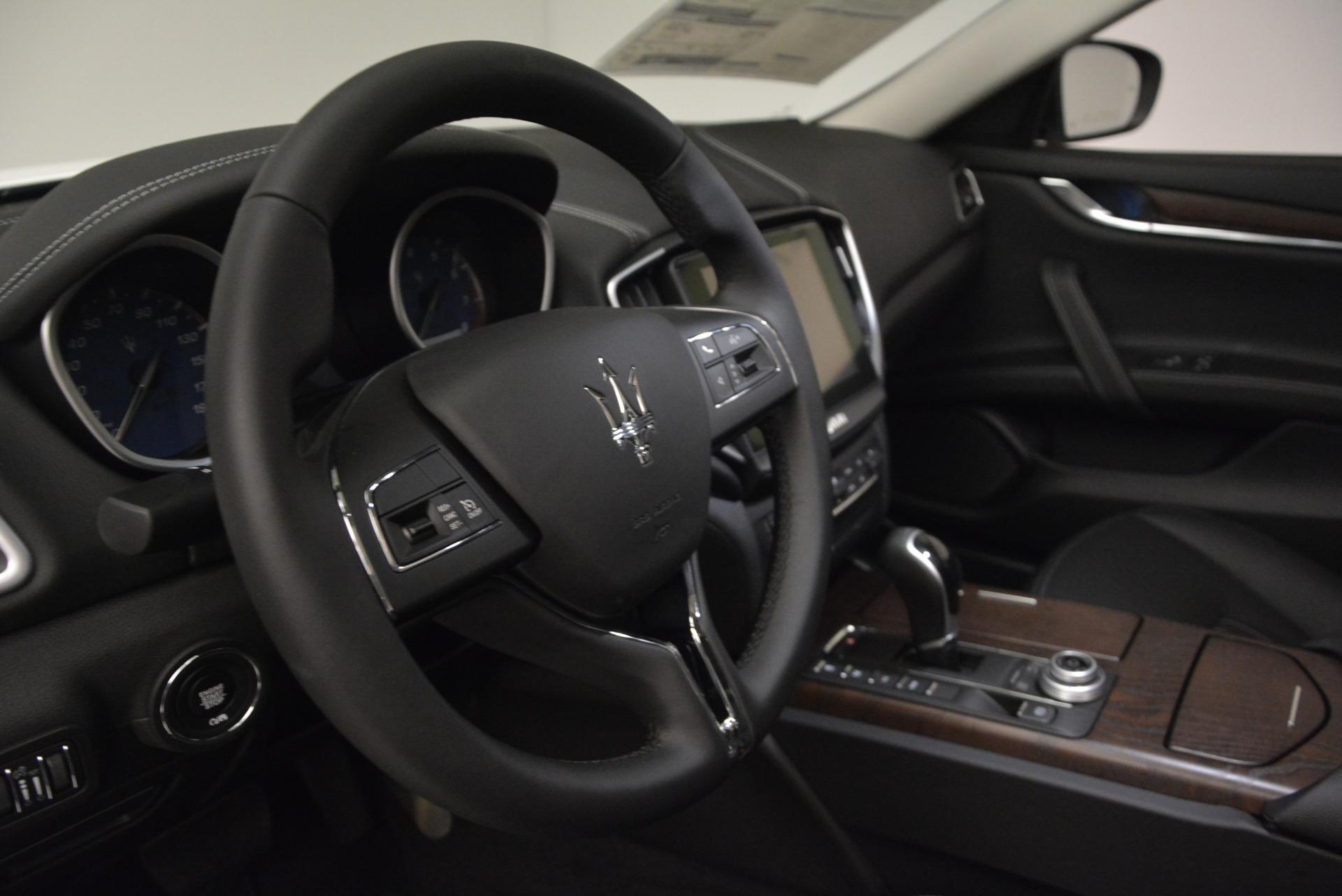 New 2017 Maserati Ghibli S Q4 For Sale In Westport, CT 848_p16
