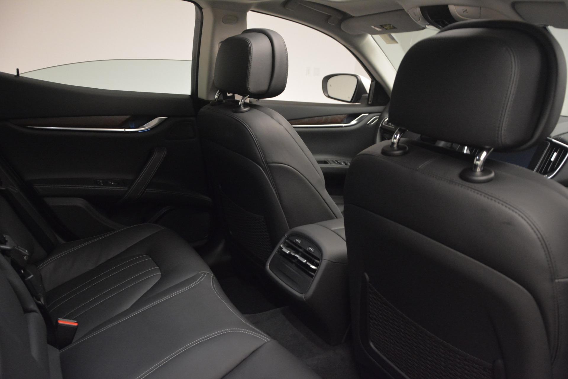 New 2017 Maserati Ghibli S Q4 For Sale In Westport, CT 848_p26