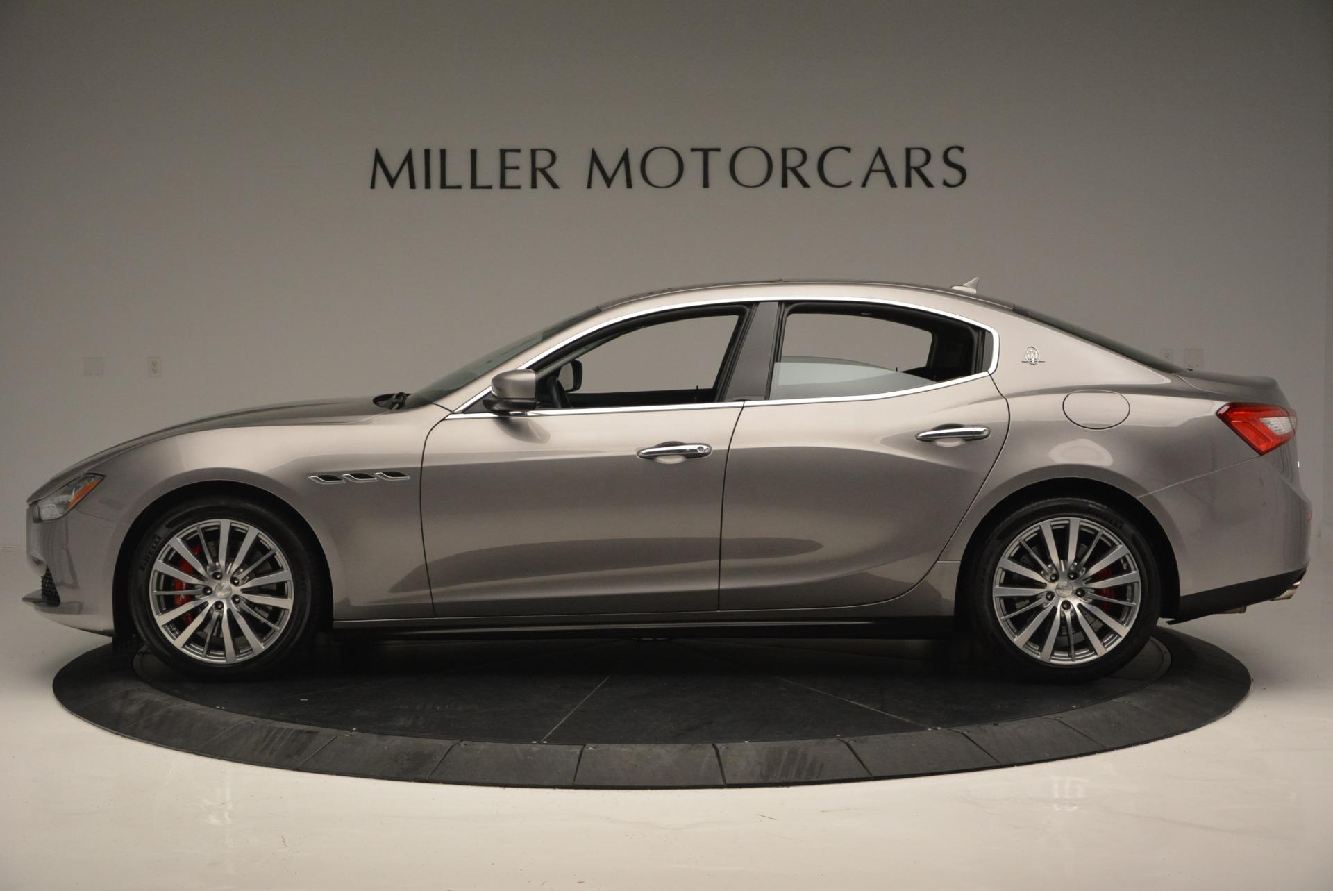 New 2017 Maserati Ghibli S Q4 For Sale In Westport, CT 848_p3