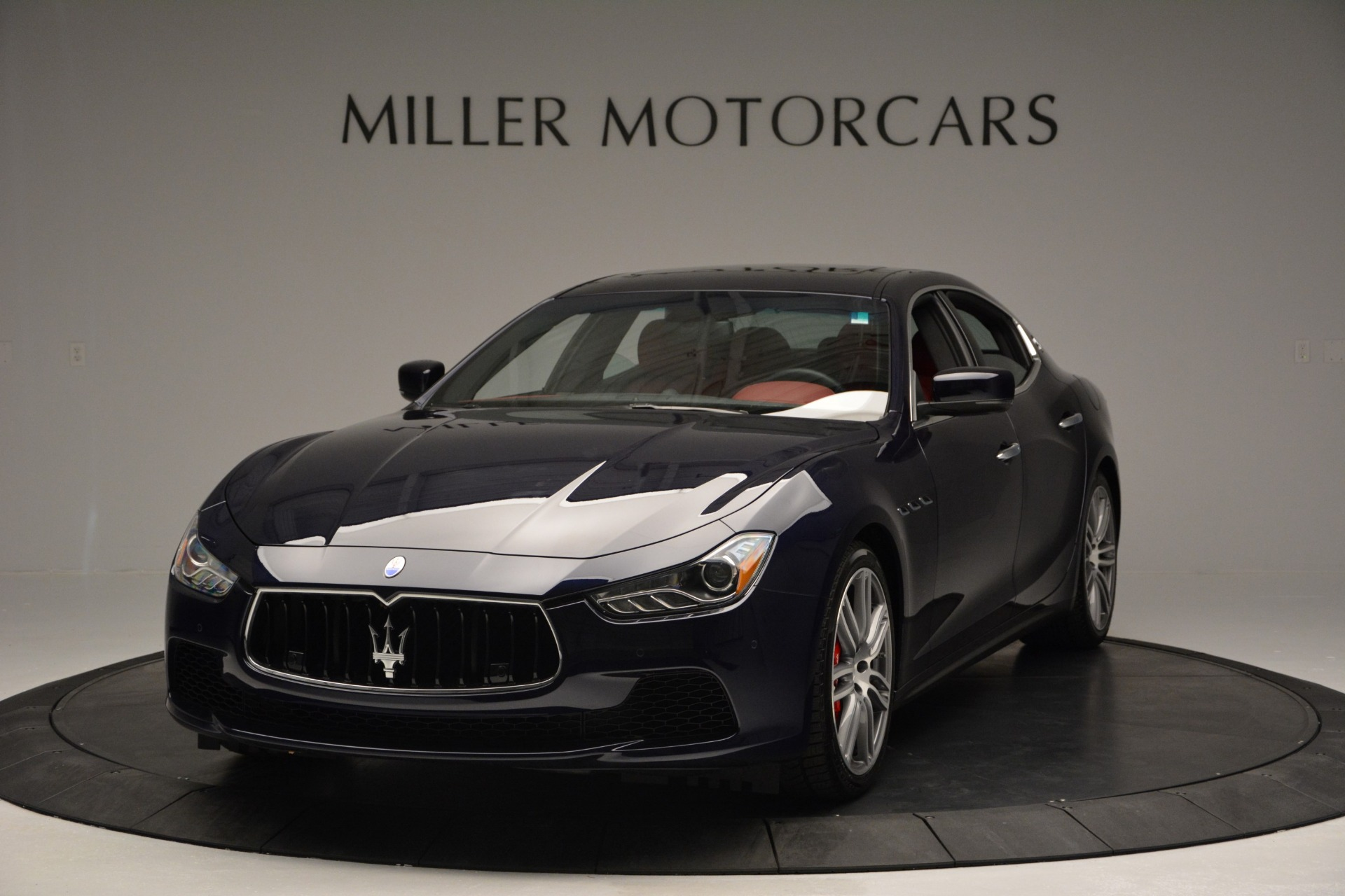 New 2017 Maserati Ghibli S Q4 For Sale In Westport, CT 849_main