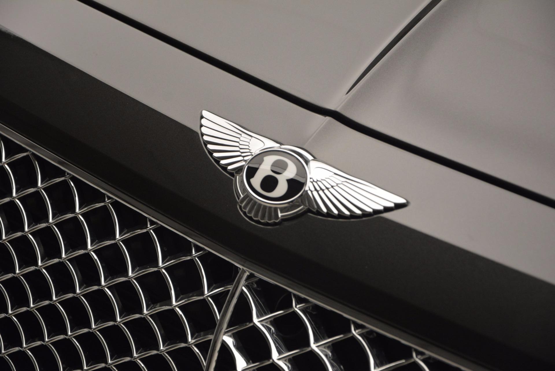 New 2017 Bentley Bentayga  For Sale In Westport, CT 852_p16