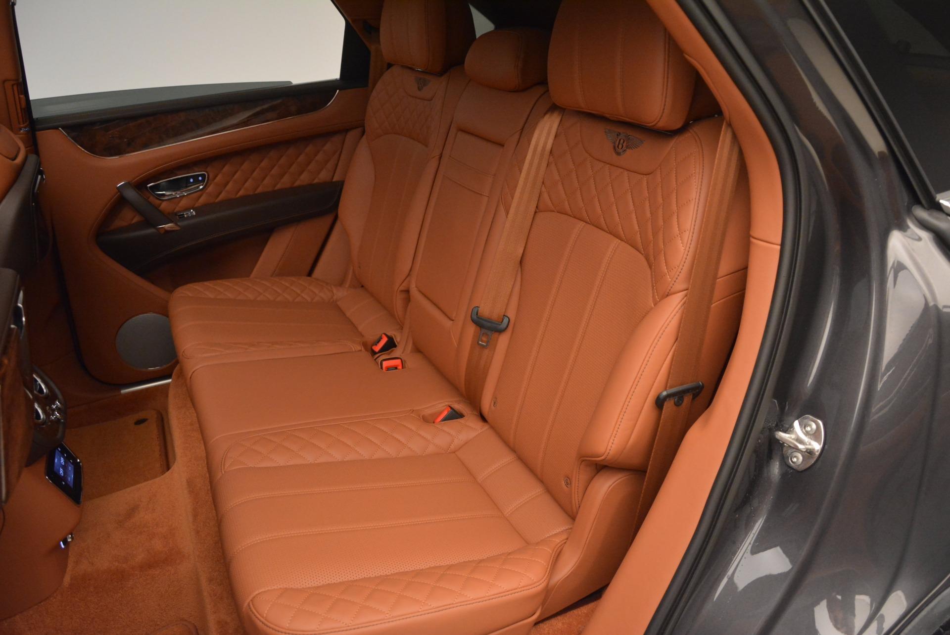 New 2017 Bentley Bentayga  For Sale In Westport, CT 852_p31