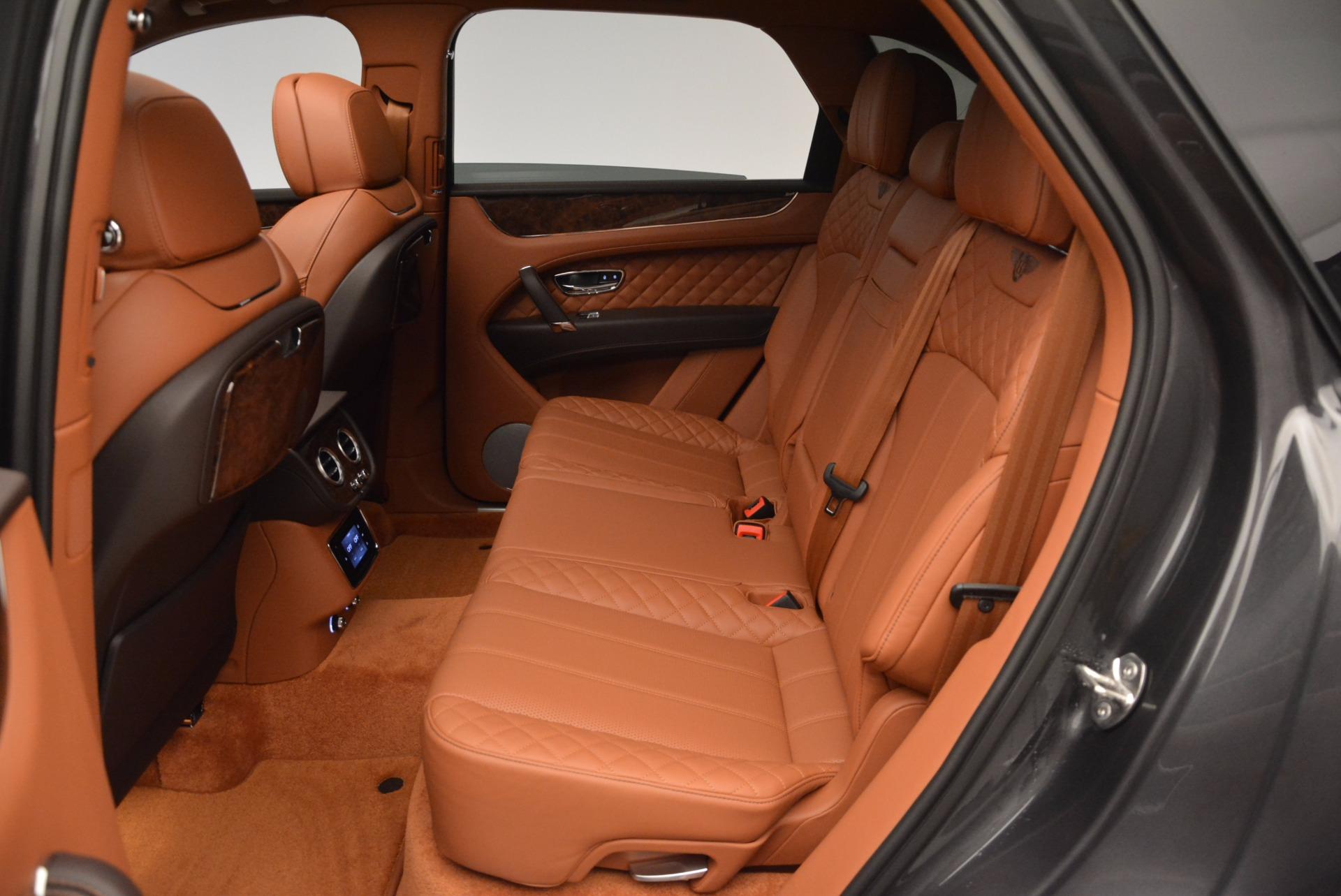New 2017 Bentley Bentayga  For Sale In Westport, CT 852_p32