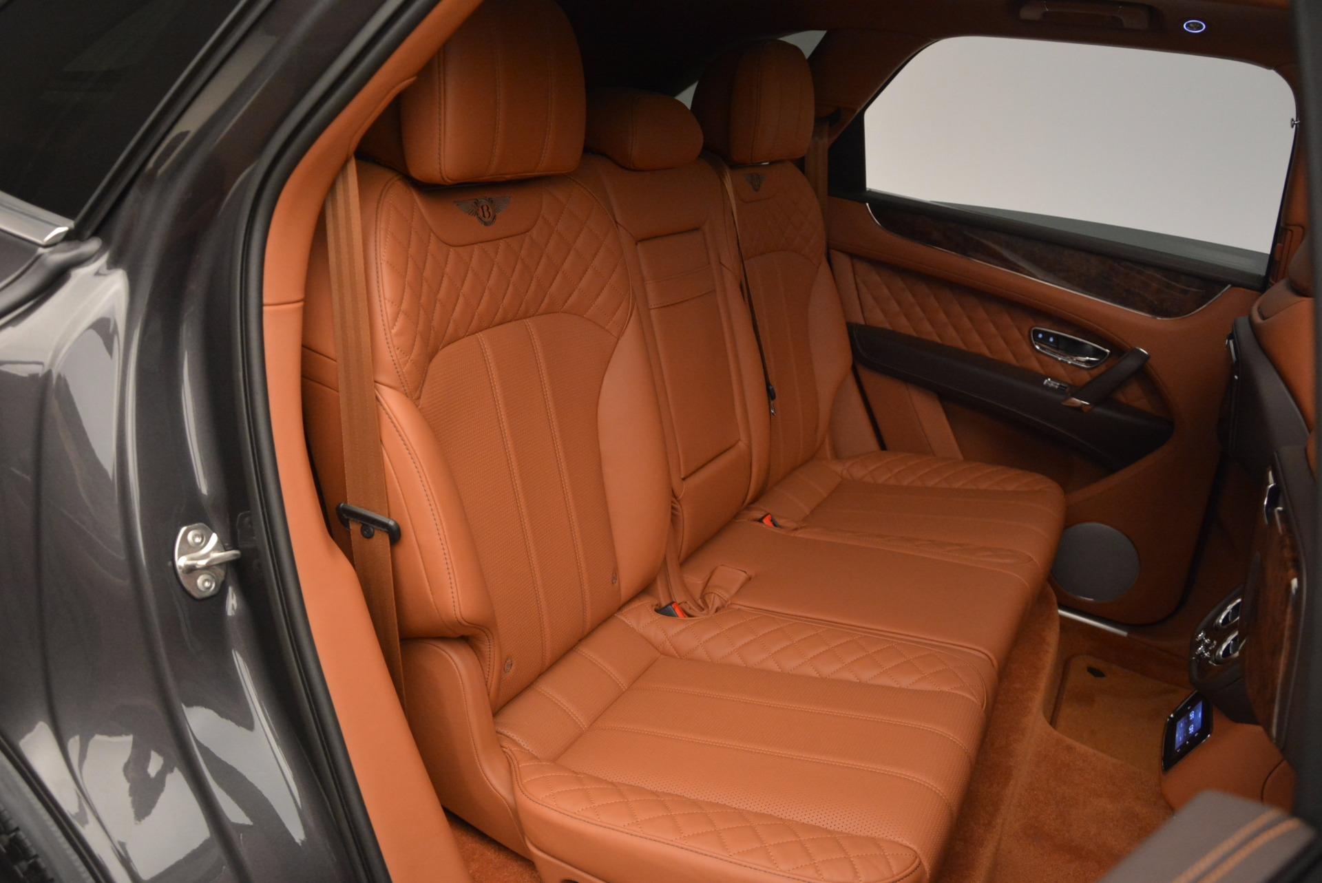 New 2017 Bentley Bentayga  For Sale In Westport, CT 852_p46