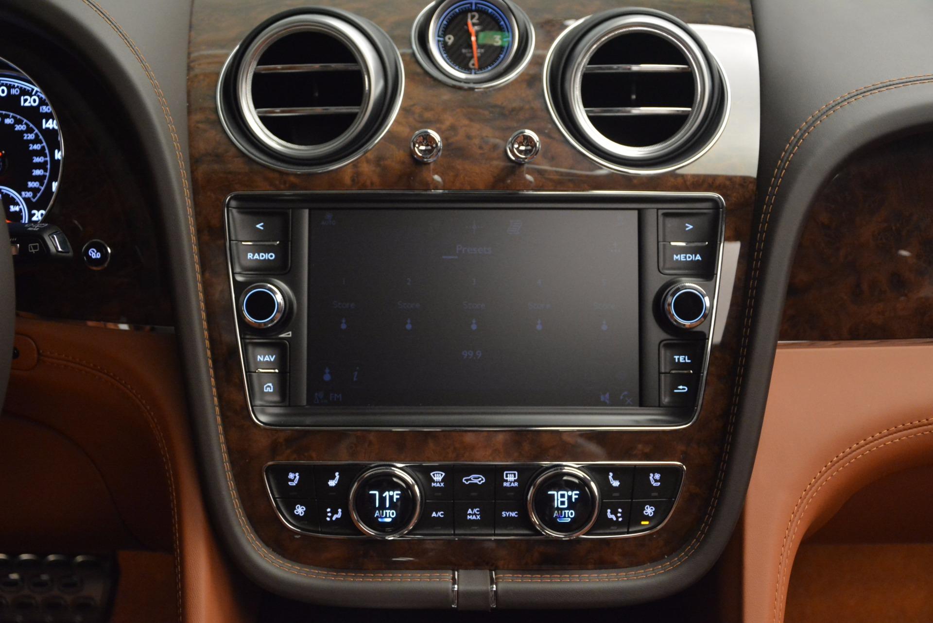 New 2017 Bentley Bentayga  For Sale In Westport, CT 852_p51