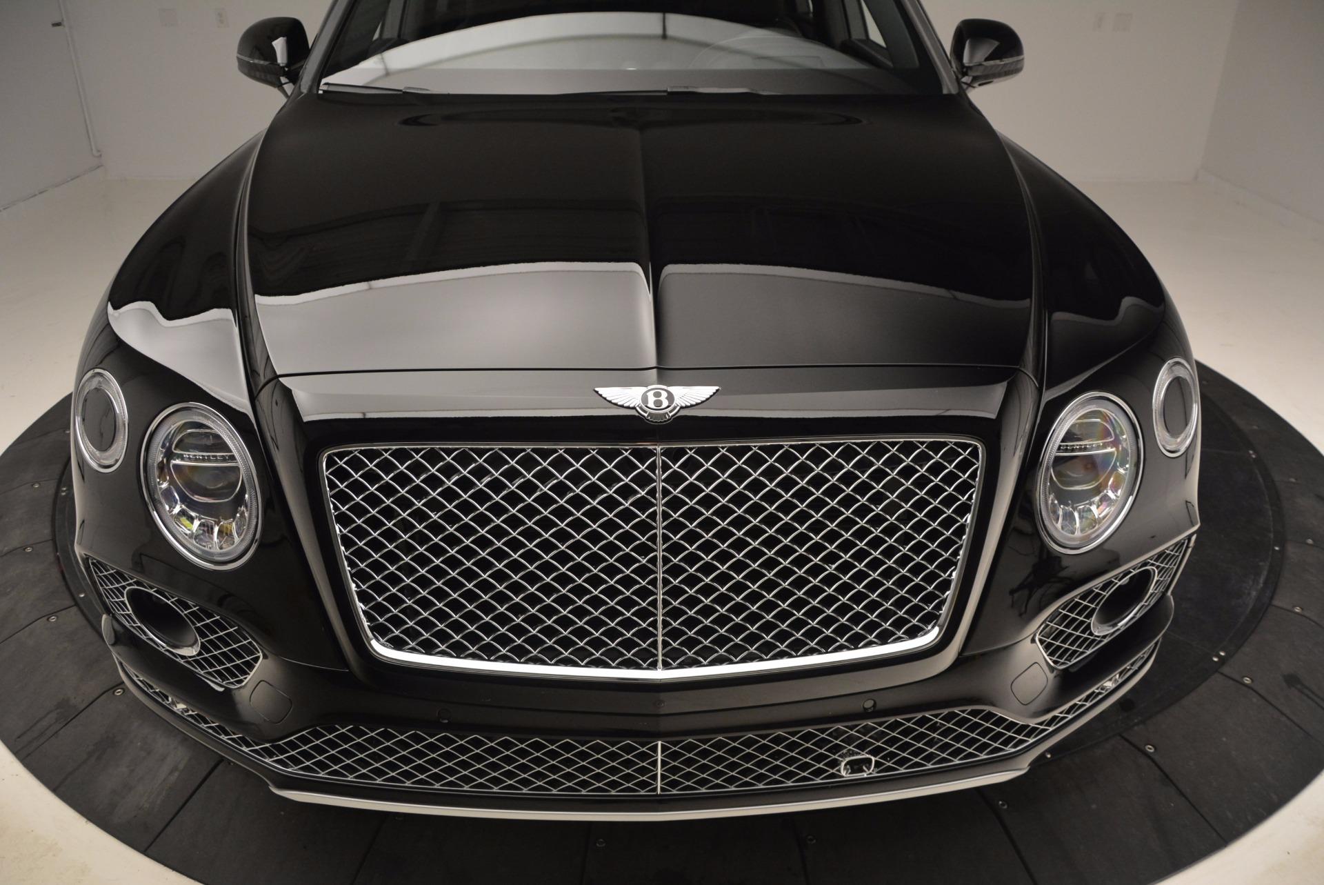 Used 2017 Bentley Bentayga  For Sale In Westport, CT 853_p13