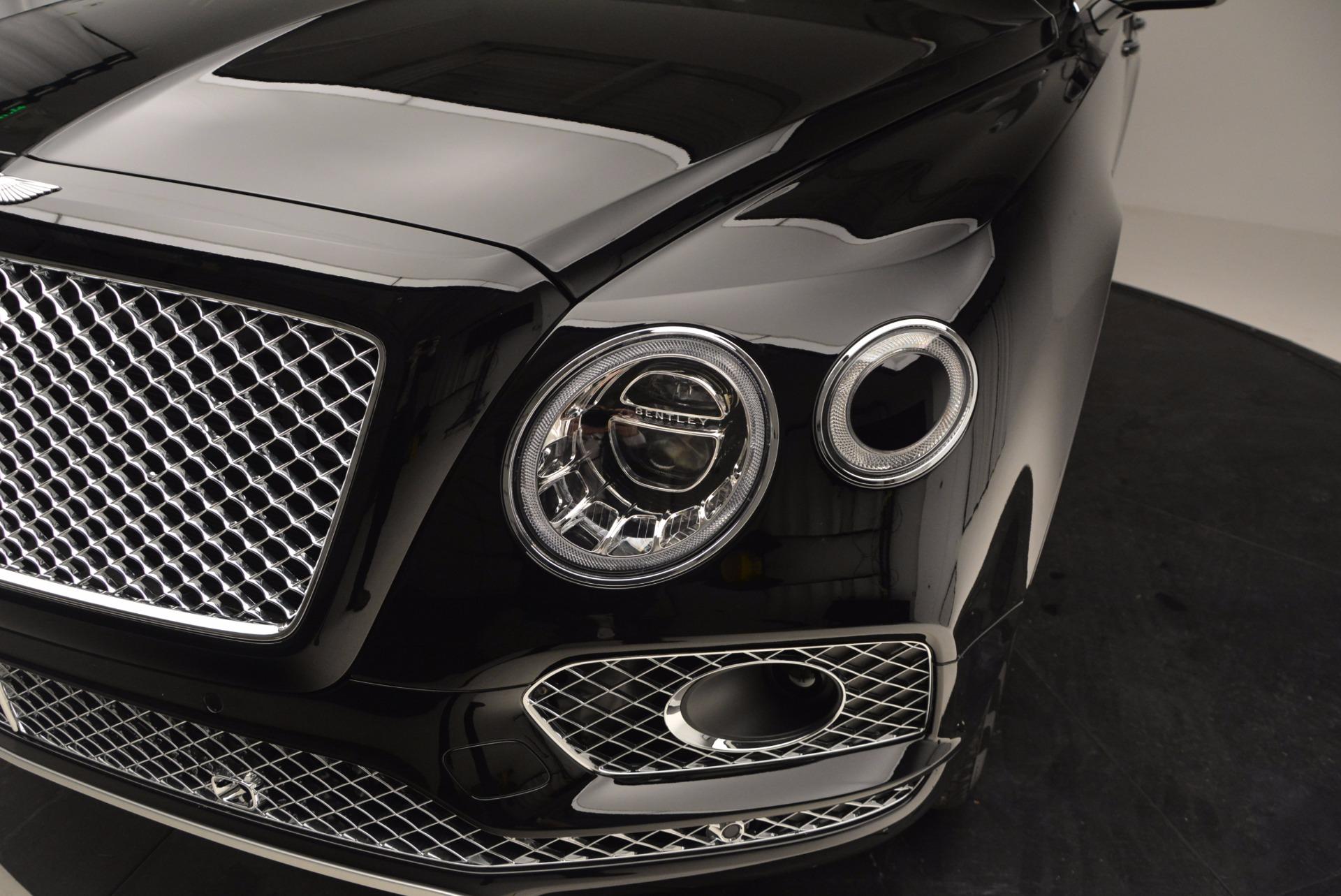 Used 2017 Bentley Bentayga  For Sale In Westport, CT 853_p14