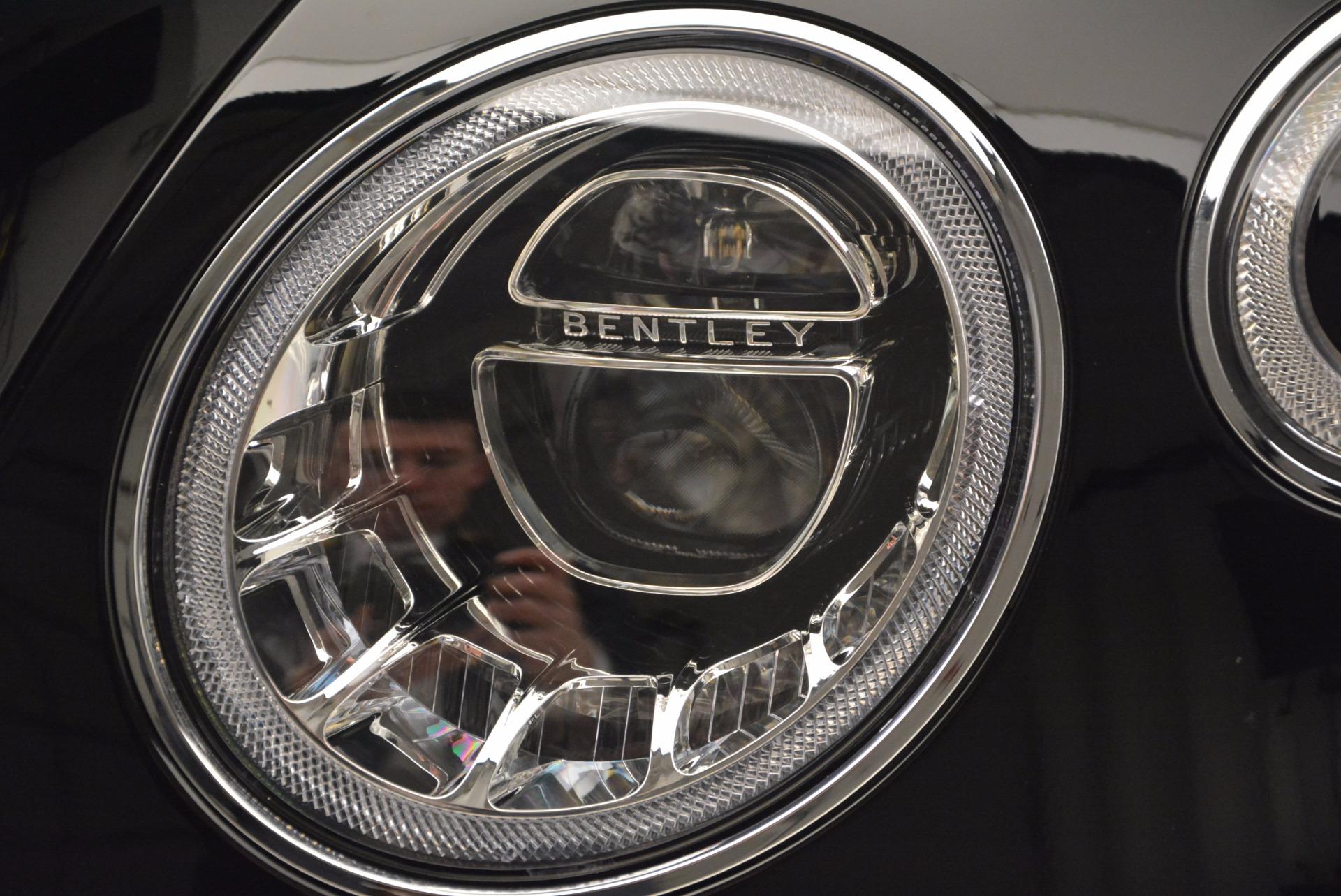 Used 2017 Bentley Bentayga  For Sale In Westport, CT 853_p15