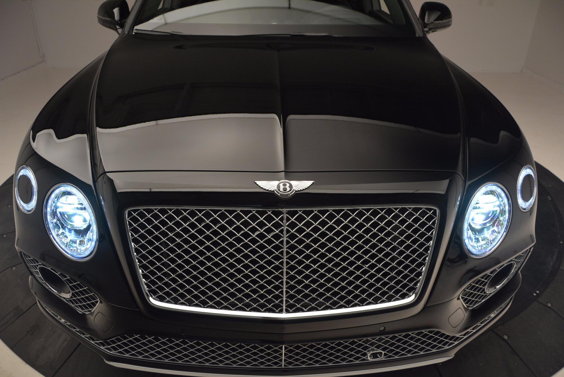 Used 2017 Bentley Bentayga  For Sale In Westport, CT 853_p16