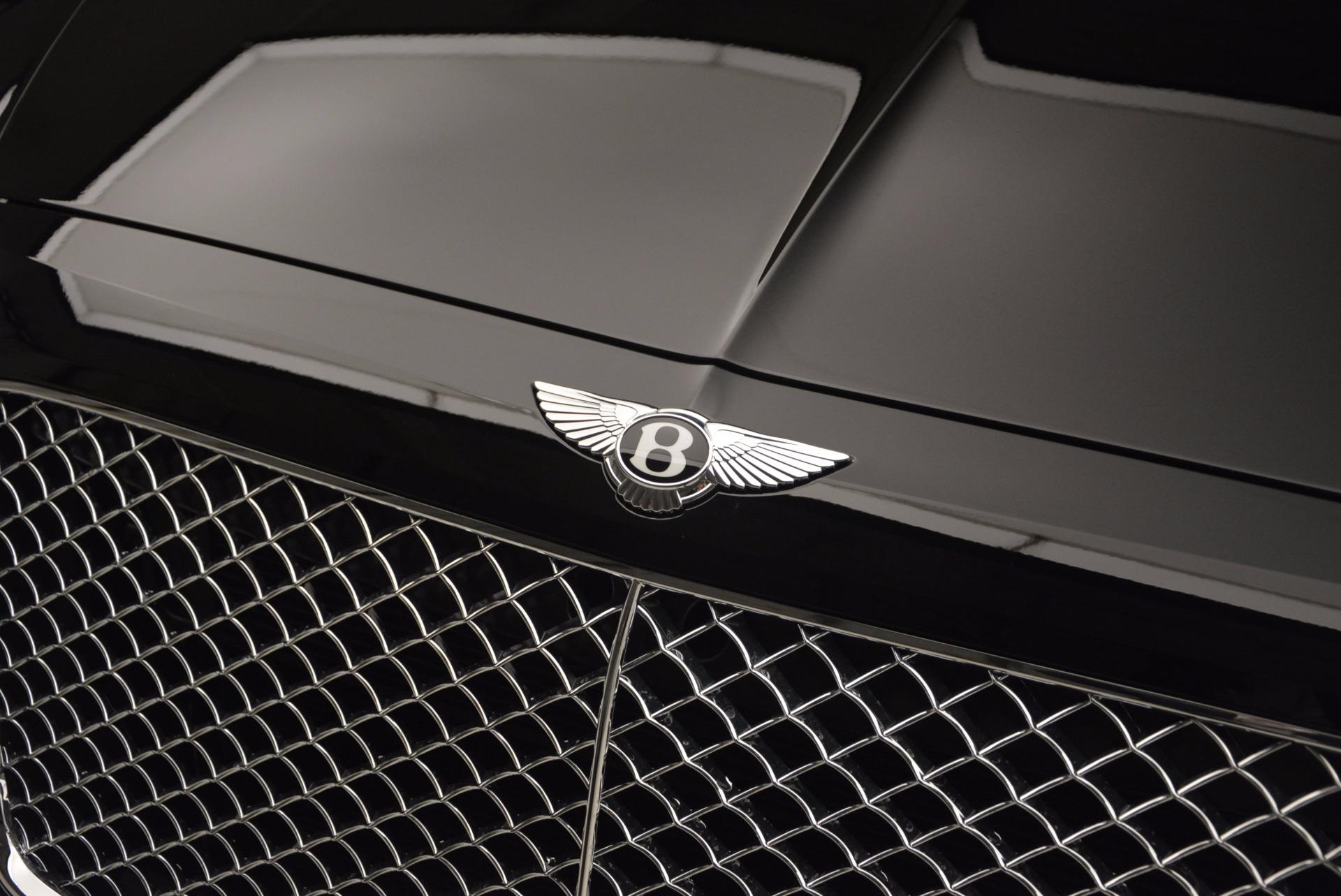Used 2017 Bentley Bentayga  For Sale In Westport, CT 853_p18