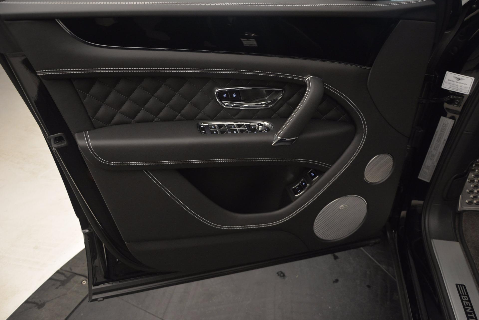 Used 2017 Bentley Bentayga  For Sale In Westport, CT 853_p21
