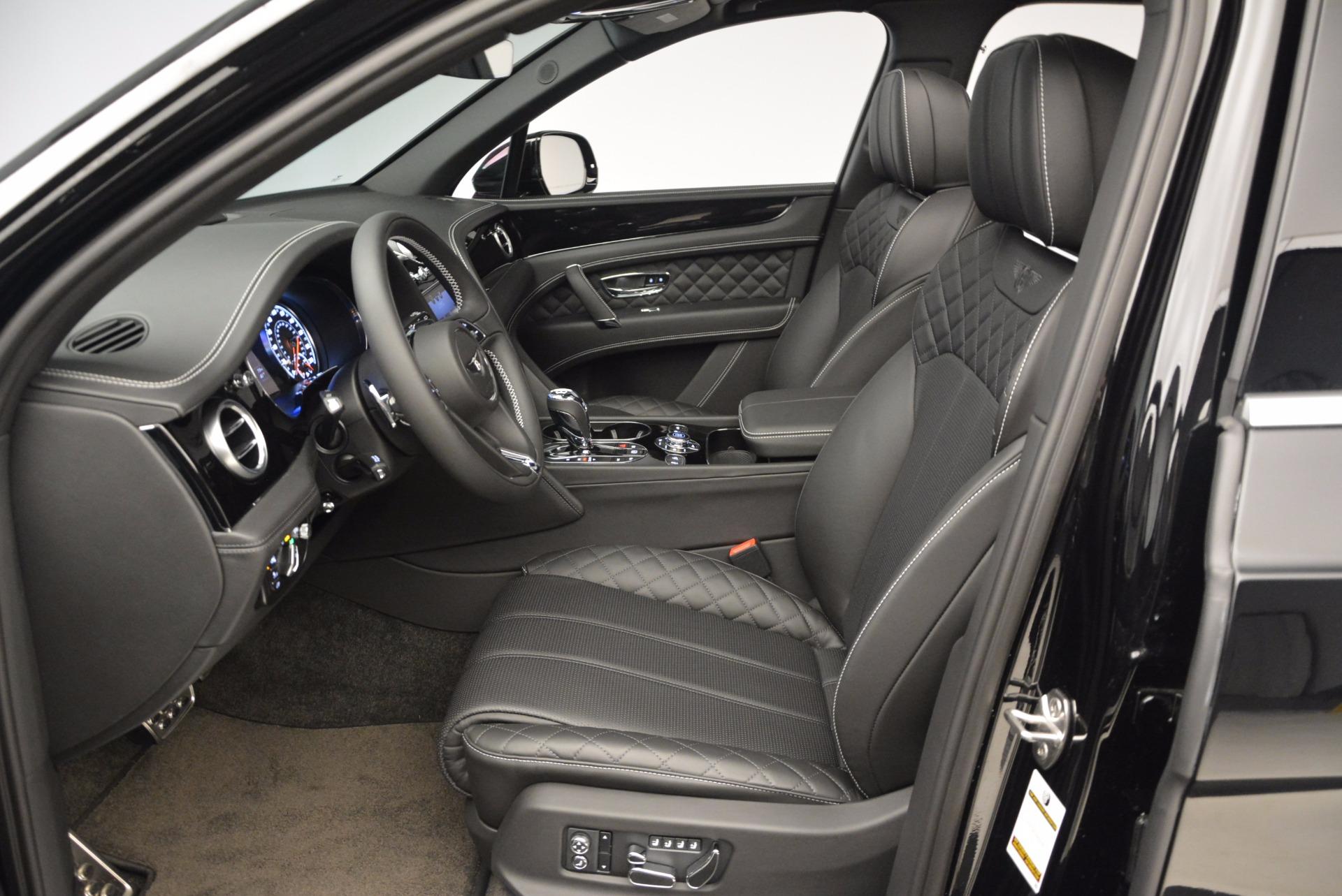 Used 2017 Bentley Bentayga  For Sale In Westport, CT 853_p25