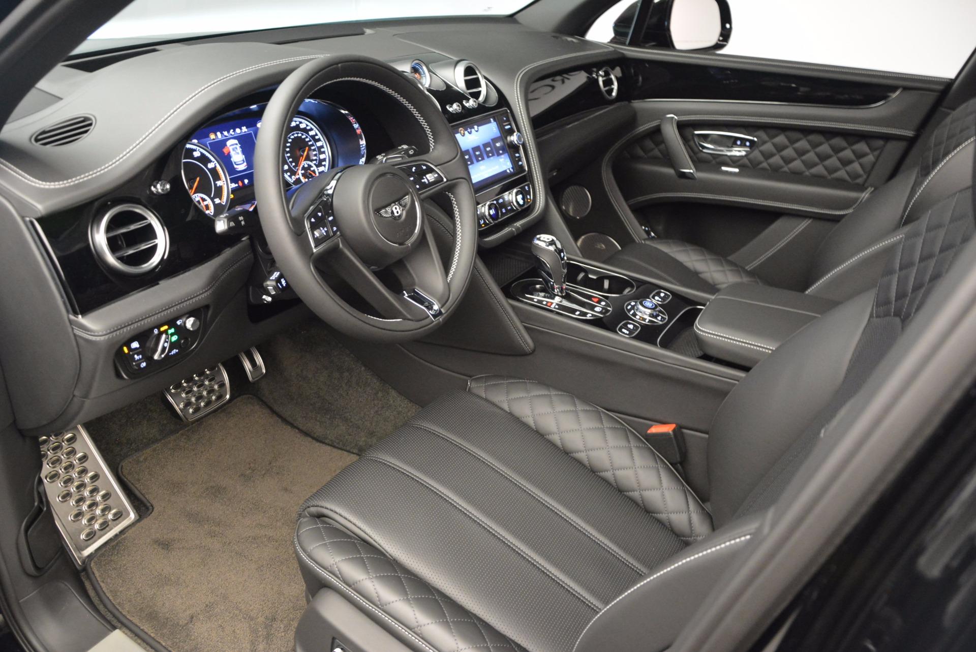Used 2017 Bentley Bentayga  For Sale In Westport, CT 853_p26