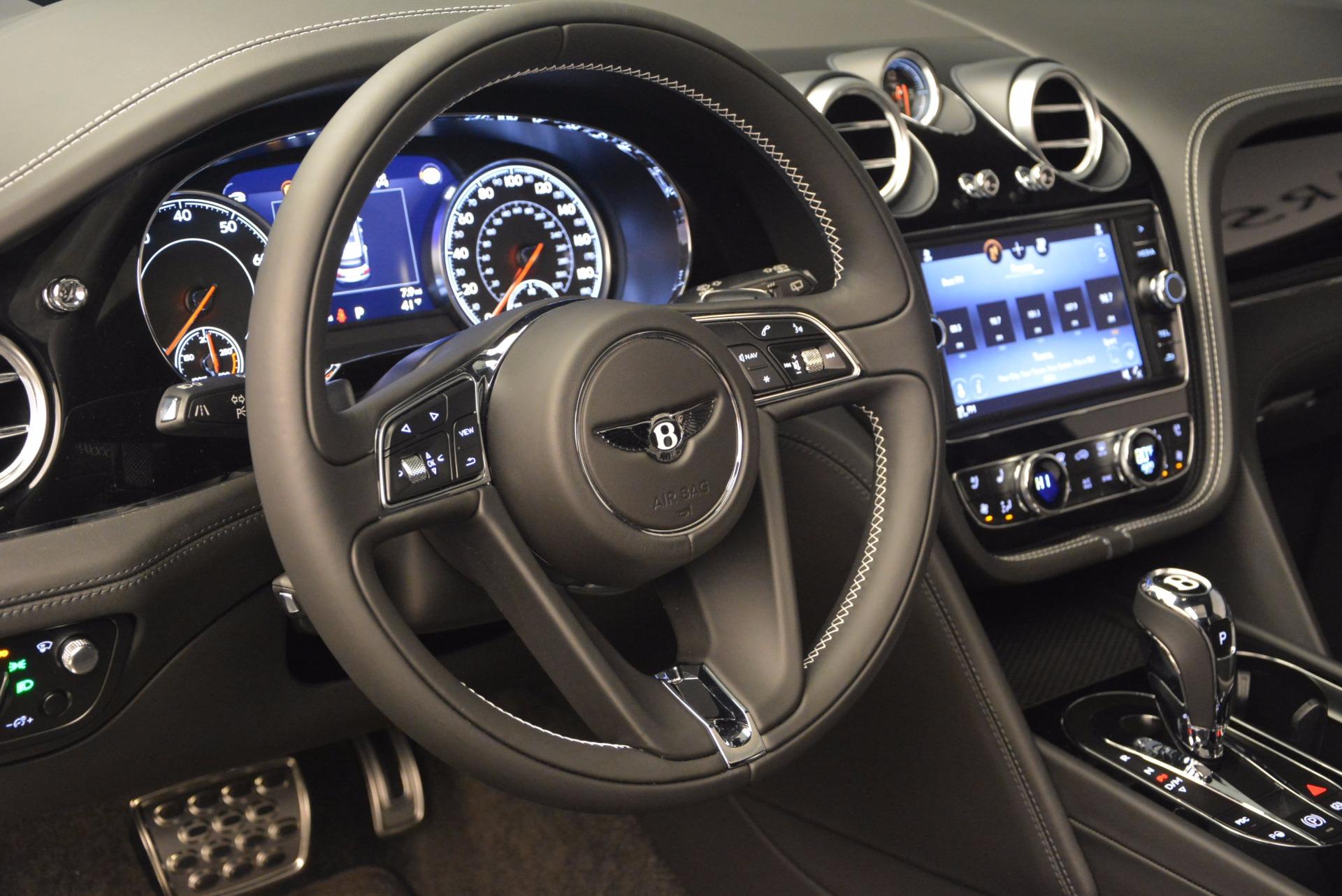 Used 2017 Bentley Bentayga  For Sale In Westport, CT 853_p27