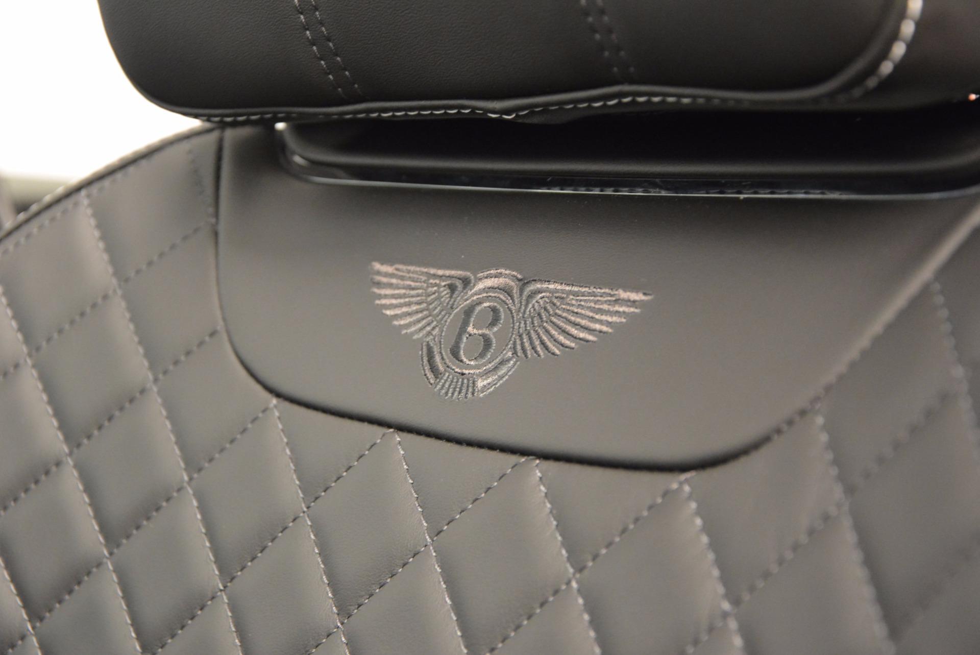 Used 2017 Bentley Bentayga  For Sale In Westport, CT 853_p28