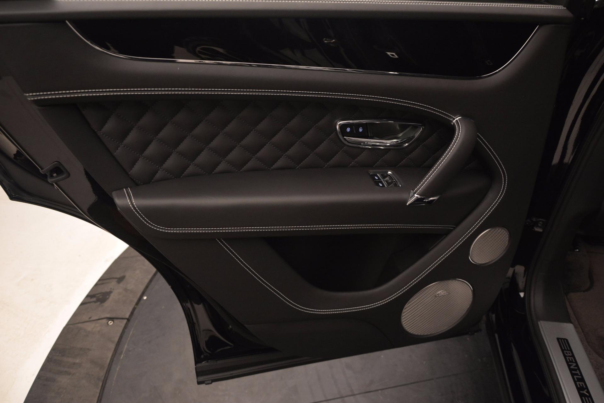 Used 2017 Bentley Bentayga  For Sale In Westport, CT 853_p31